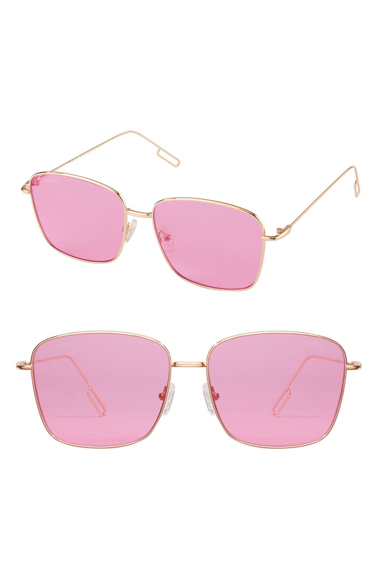 PERVERSE Eva Square Sunglasses