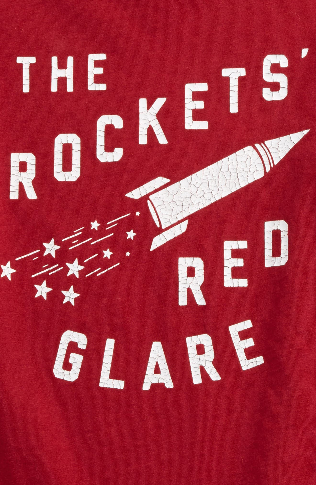 Alternate Image 2  - Peek Rockets' Red Glare T-Shirt (Toddler Boys, Little Boys & Big Boys)