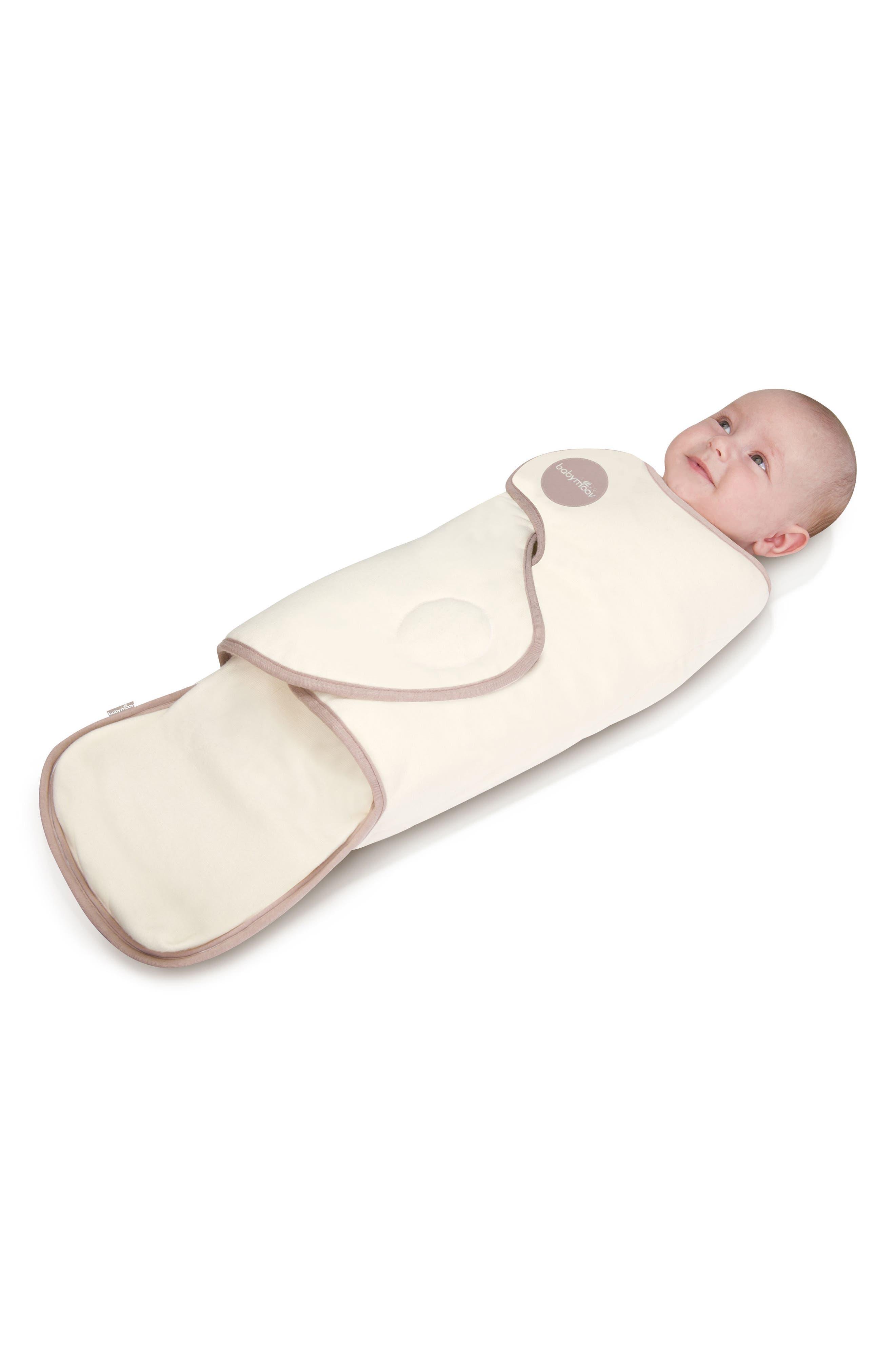 Alternate Image 4  - Babymoov CozyCover Swaddle Wrap Blanket