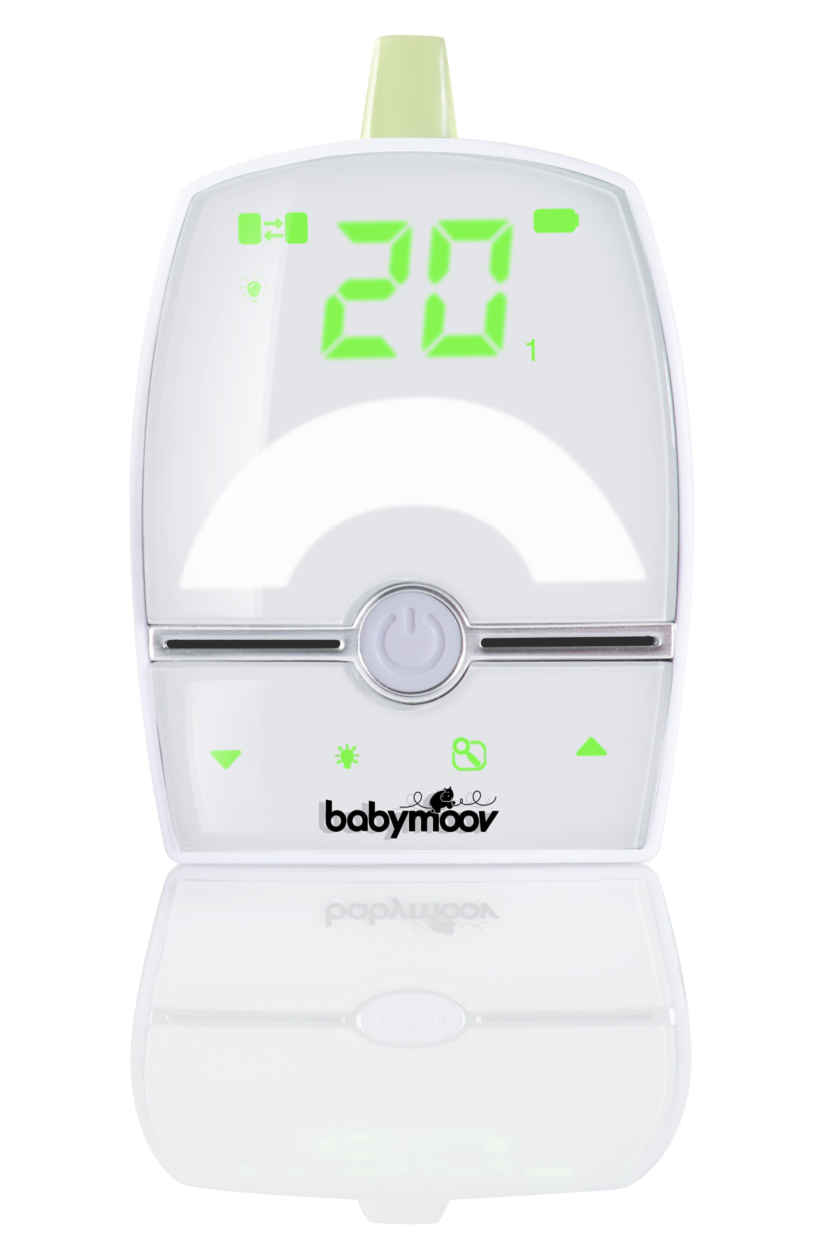 Extra Transmitter for Babymoov Premium Care Baby Moniter,                         Main,                         color, White