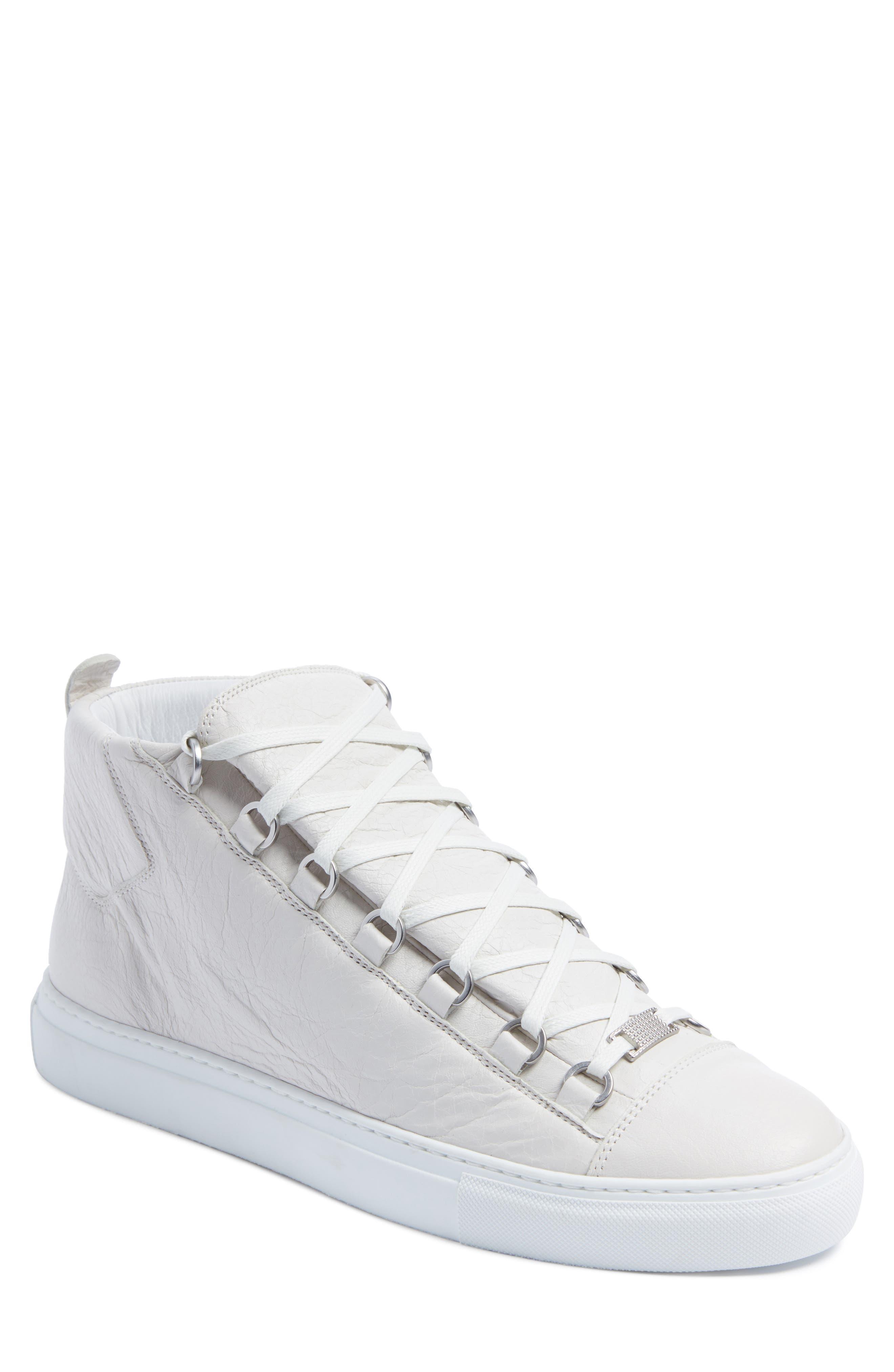 Main Image - Balenciaga Arena High Sneaker (Men)
