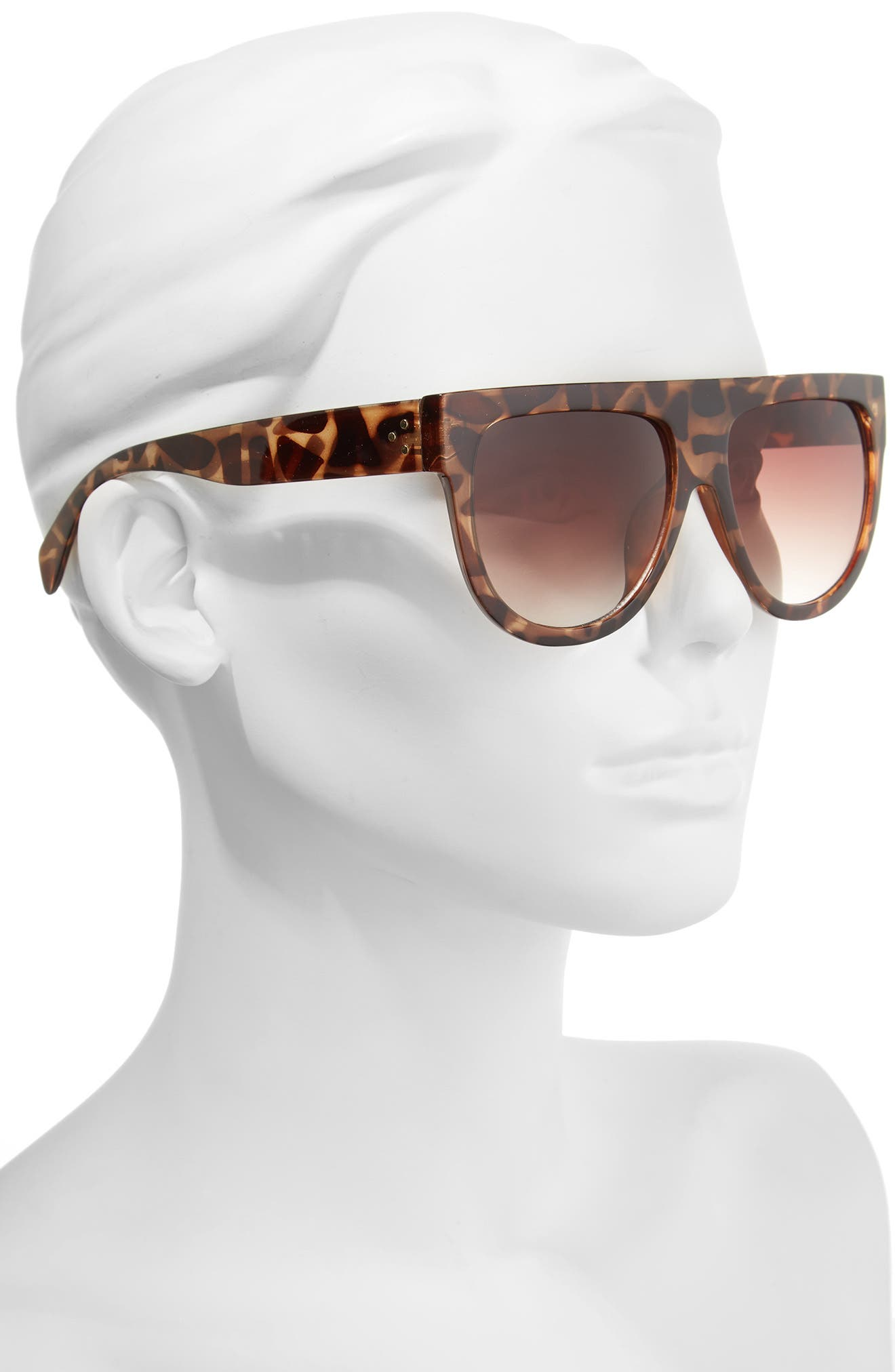 Alternate Image 2  - BP. Lunette 40mm Shield Sunglasses
