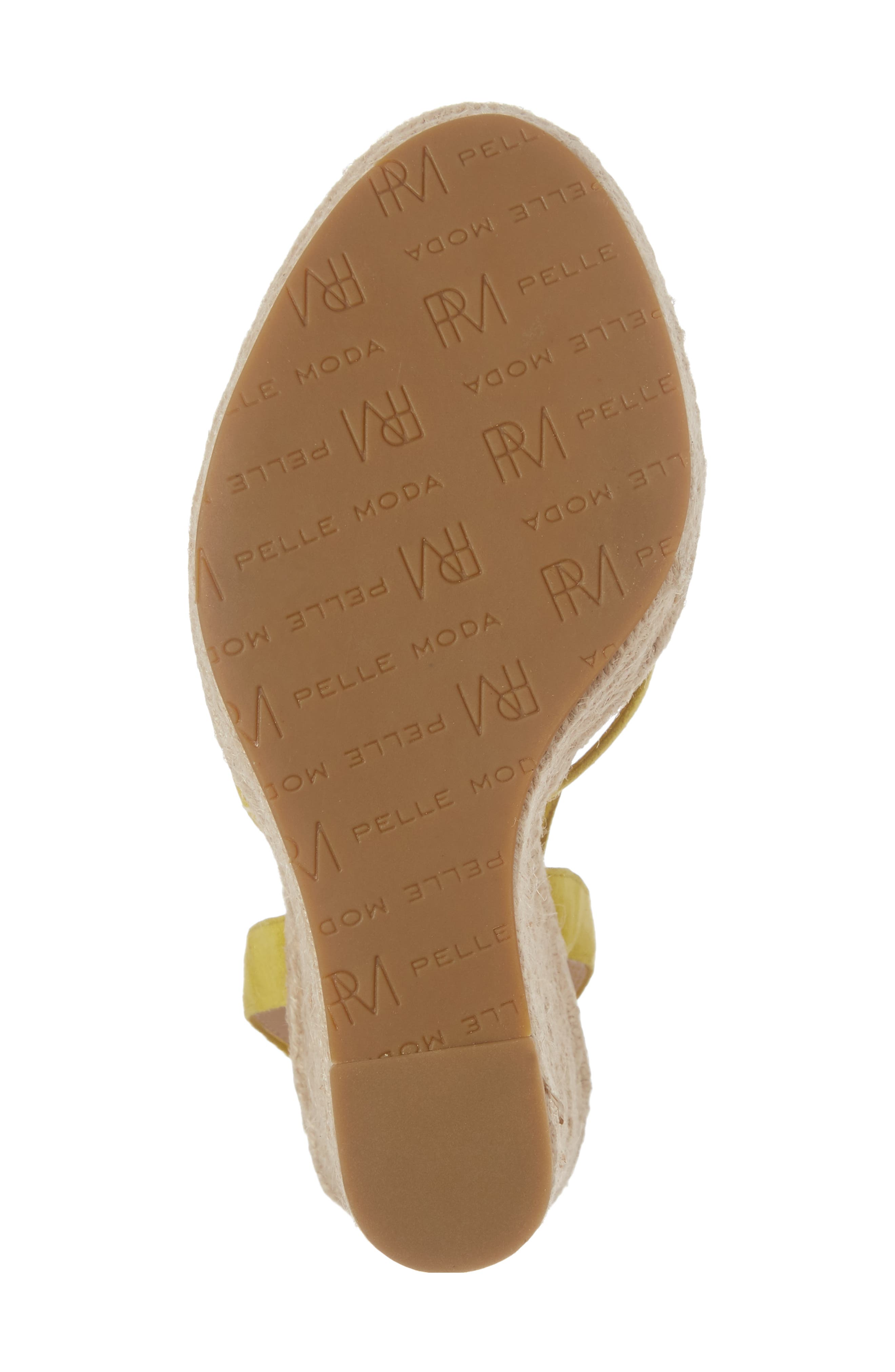 Alternate Image 6  - Pelle Moda Olena Espadrille Wedge Sandal (Women)