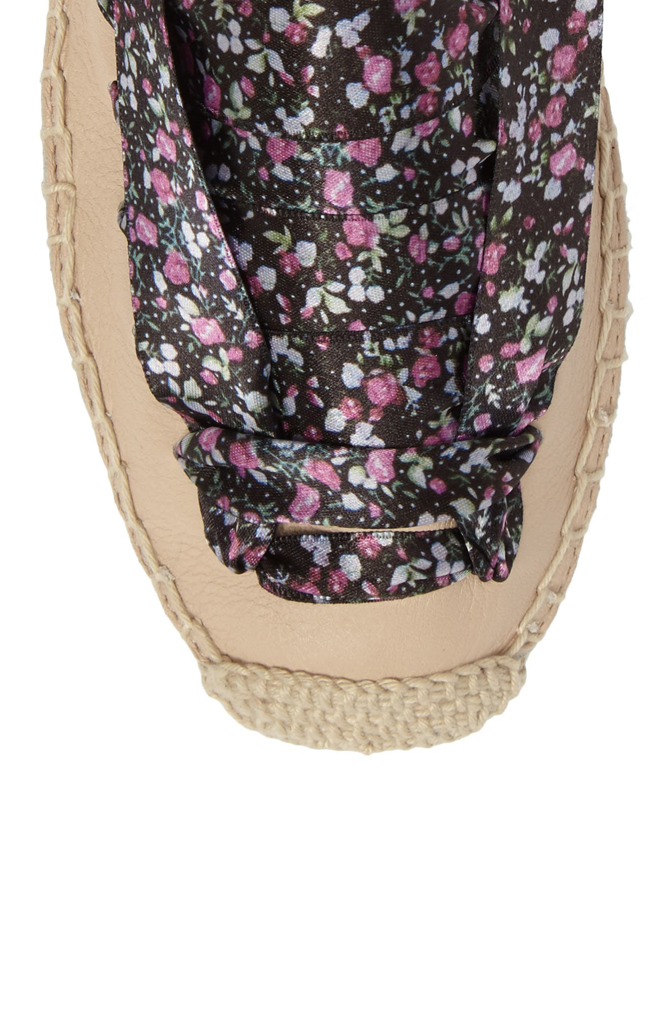 Alternate Image 5  - Topshop King Ankle Tie Espadrille (Women)
