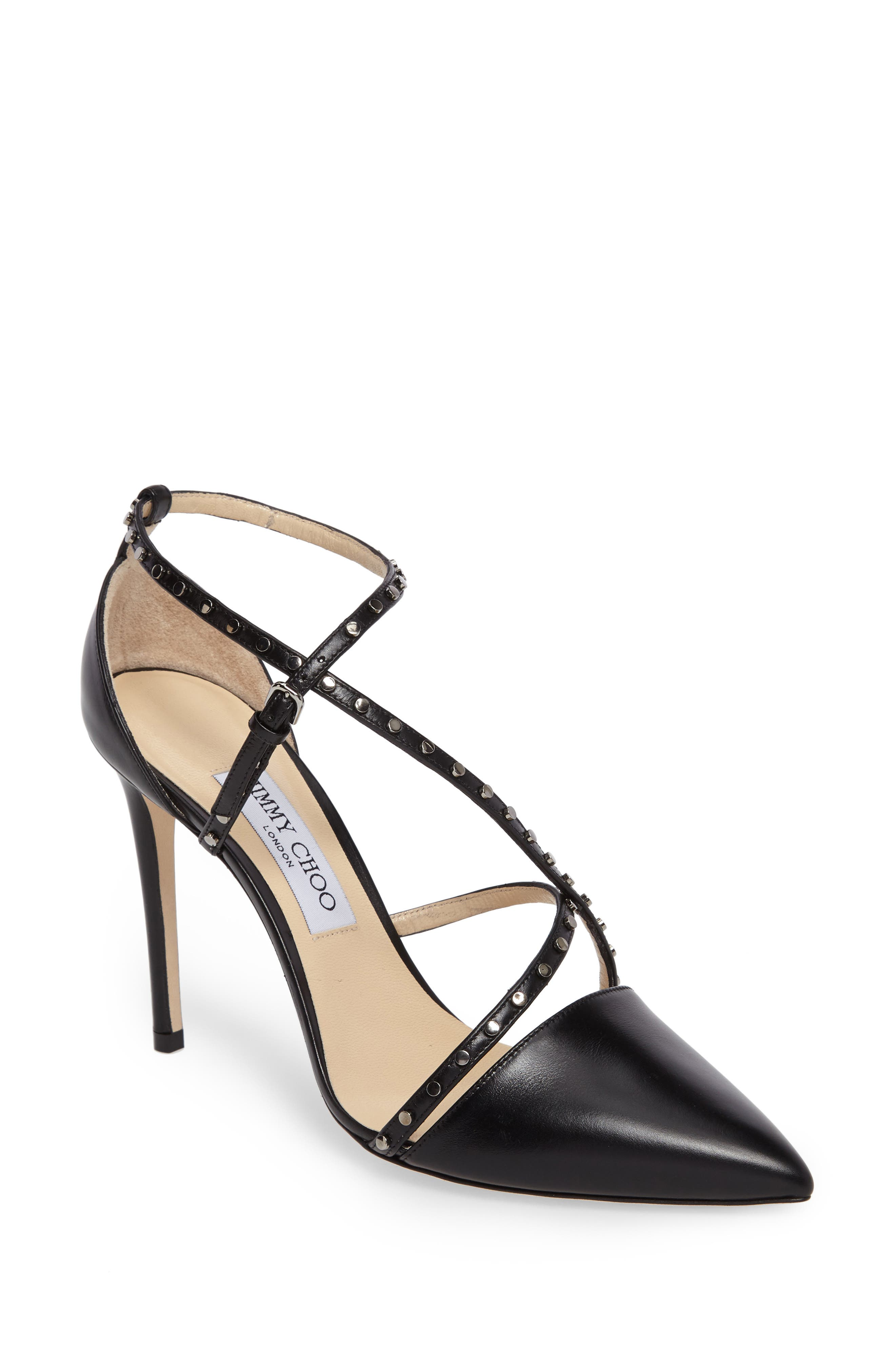 Jimmy Choo Tiff Pointy Toe Pump (Women)