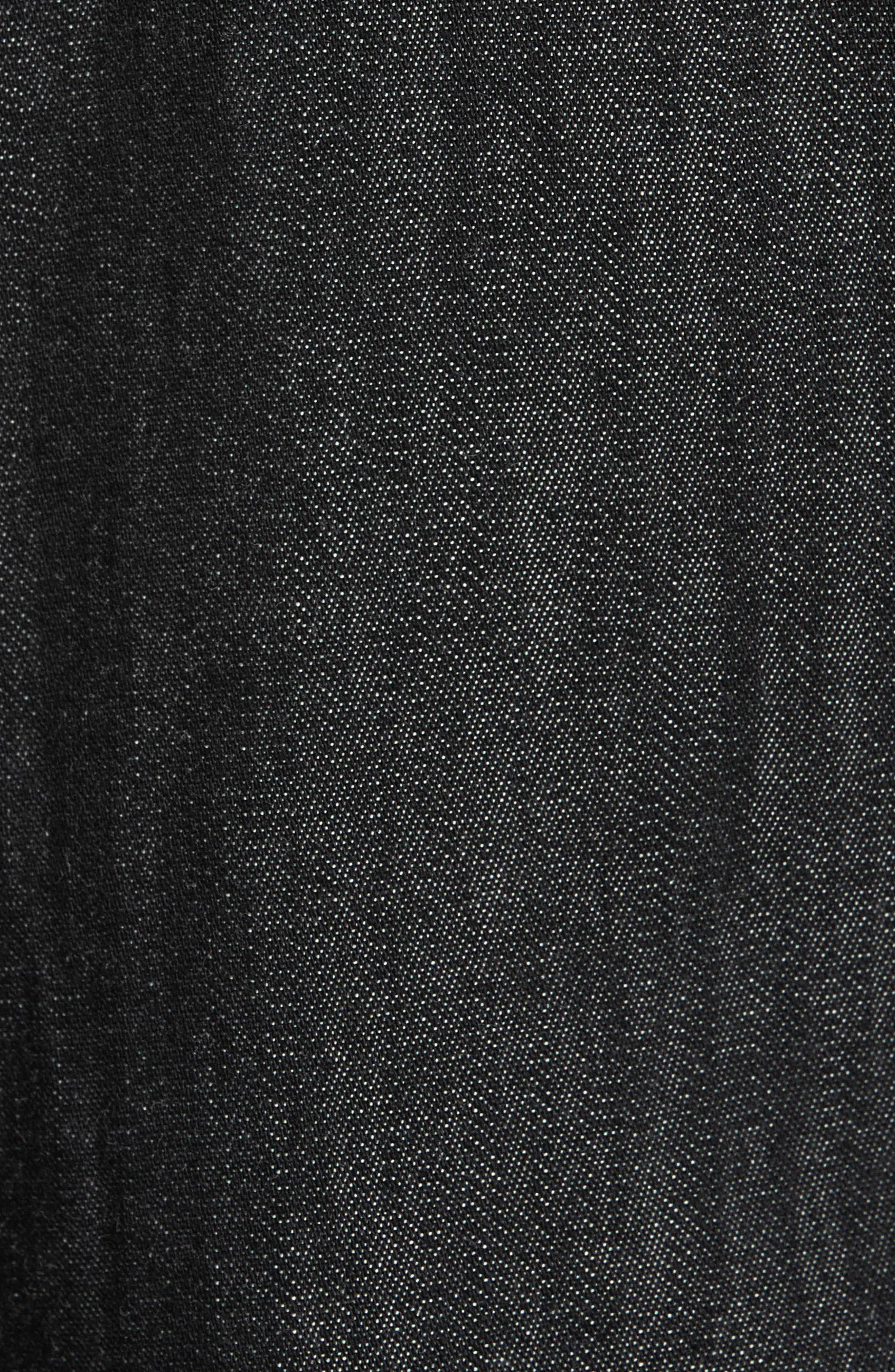 Alternate Image 5  - Carhartt Work in Progress Nashville Denim Shirt