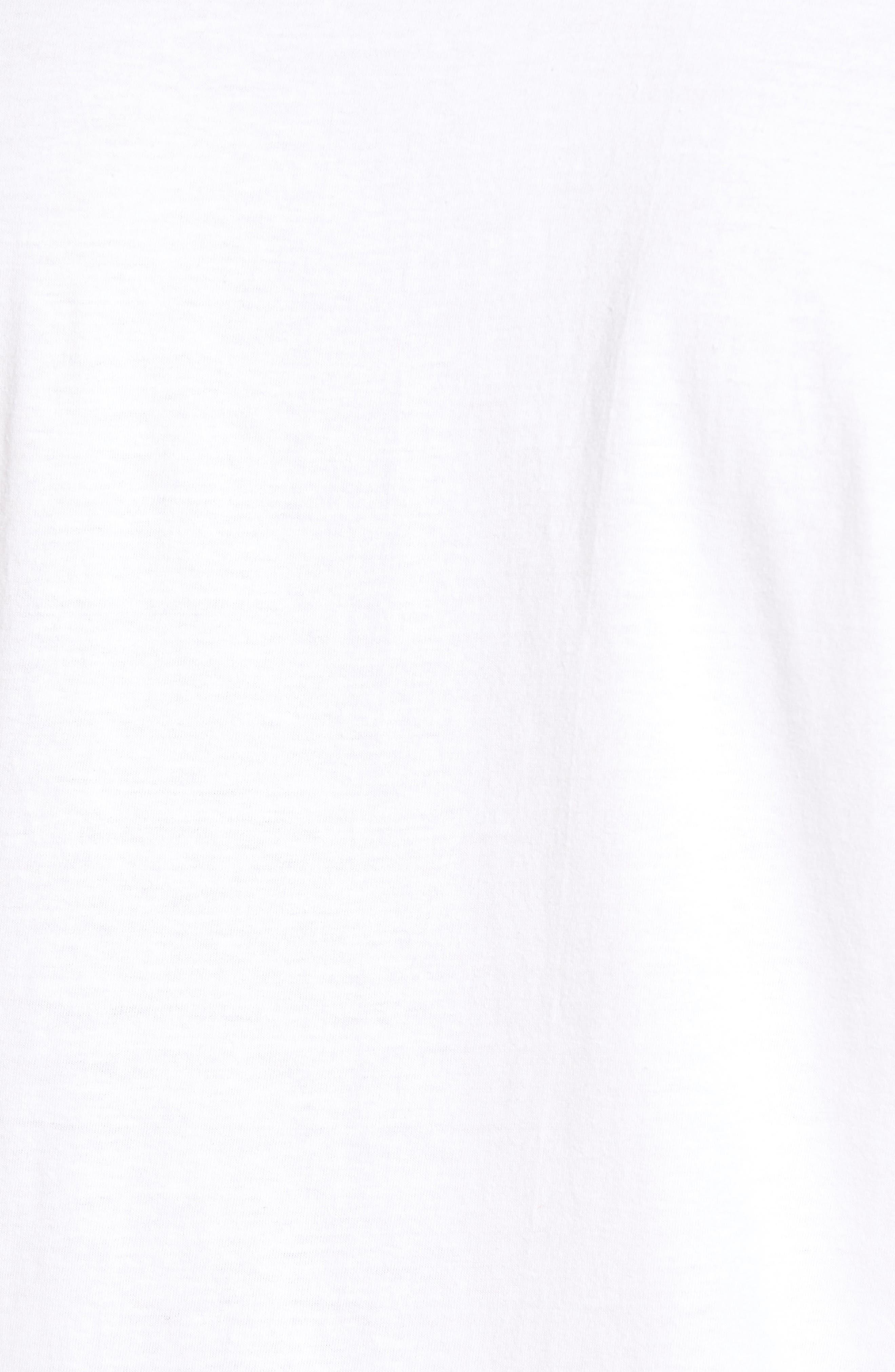 Sportswear Mars Blackmon T-Shirt,                             Alternate thumbnail 5, color,                             White