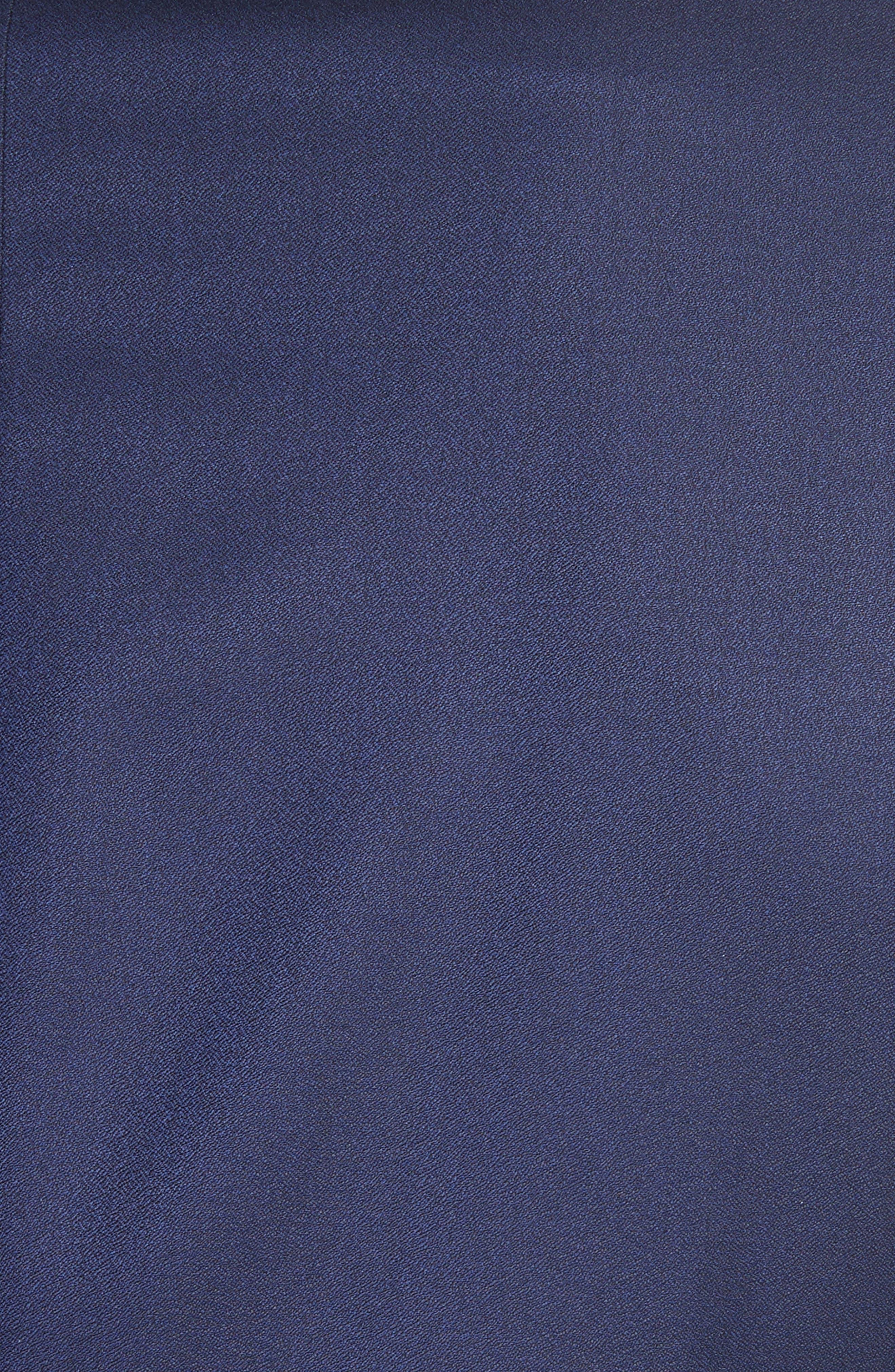 Alternate Image 7  - Z Zegna Slim Fit Wool Tuxedo