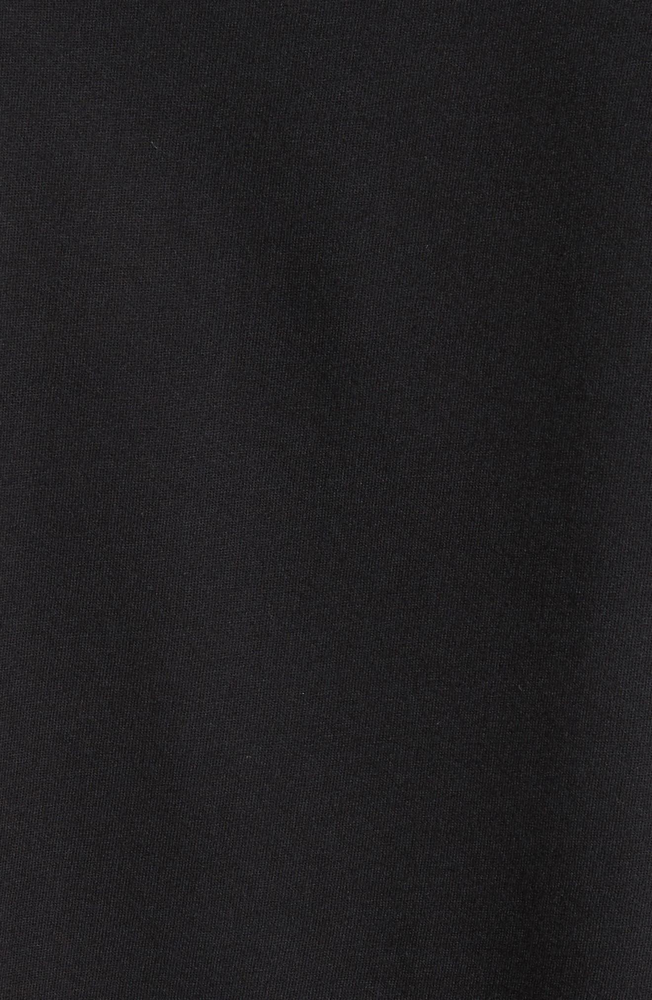 Alternate Image 5  - Yohji Yamamoto Samurai Graphic T-Shirt
