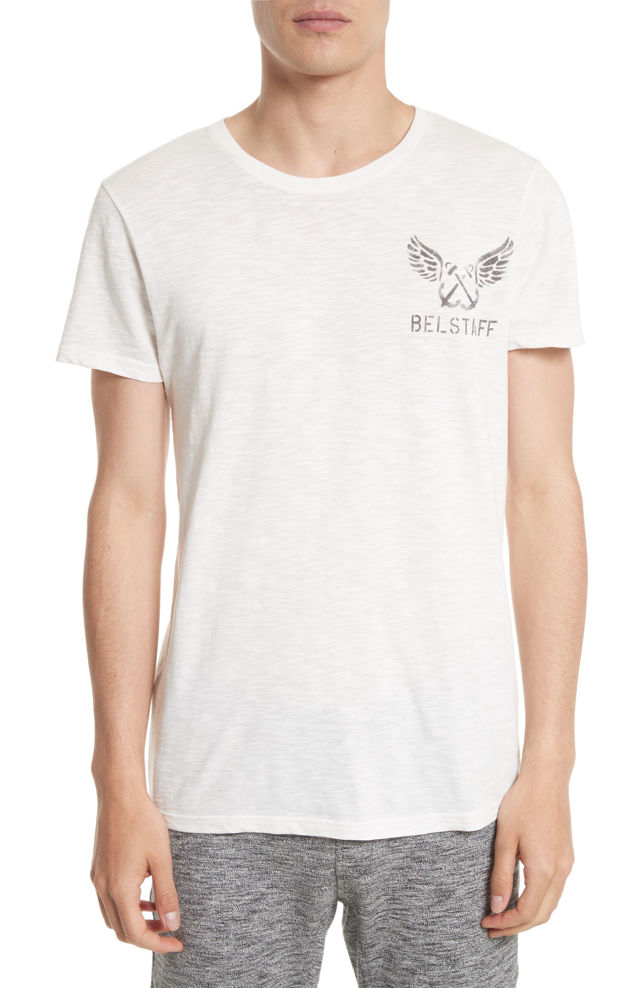 Belstaff Hamberton Logo T-Shirt