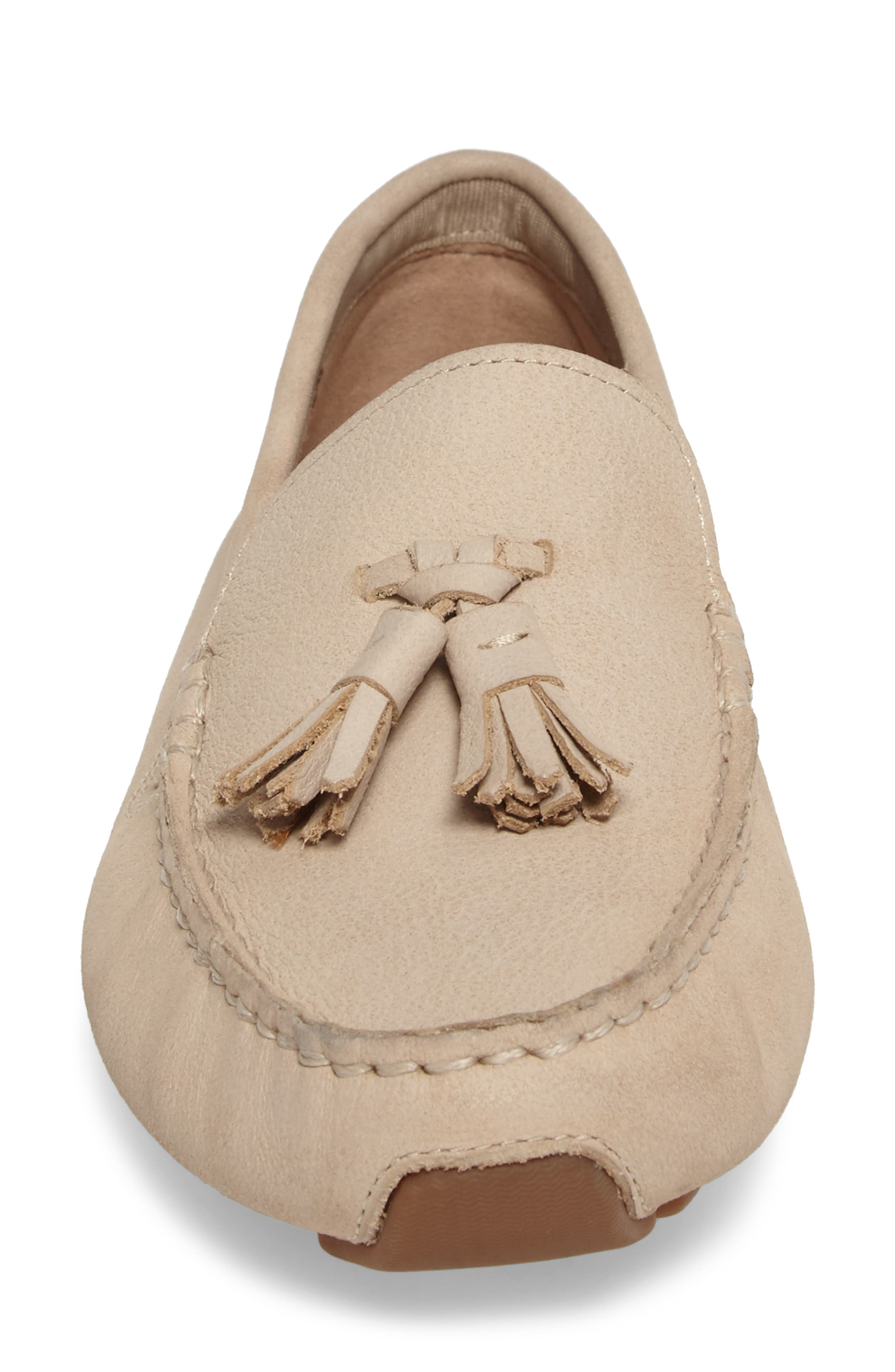 Alternate Image 4  - Cole Haan Rodeo Tassel Driving Loafer (Women)