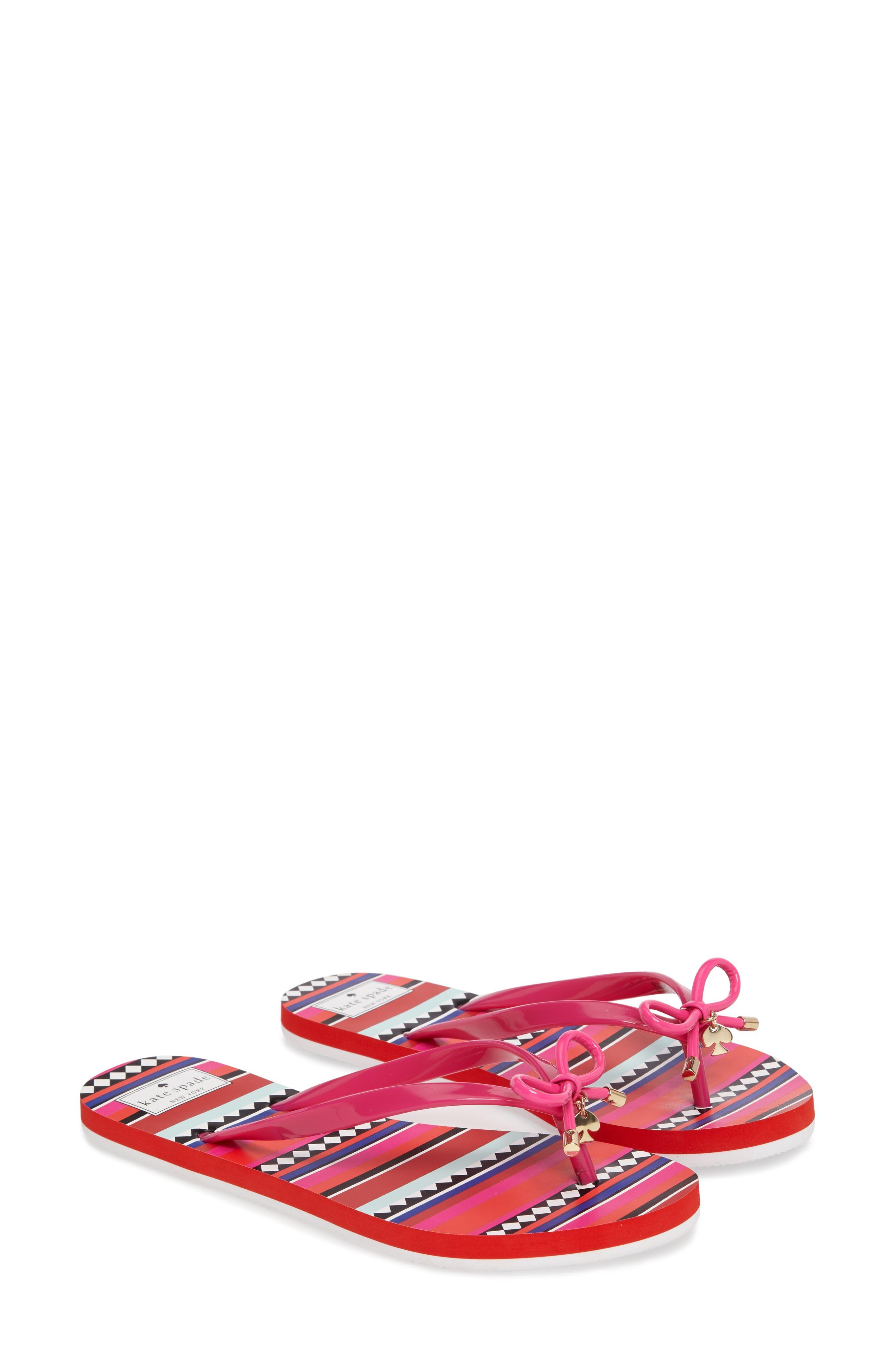 Main Image - kate spade new york 'nova' flip flop (Women)