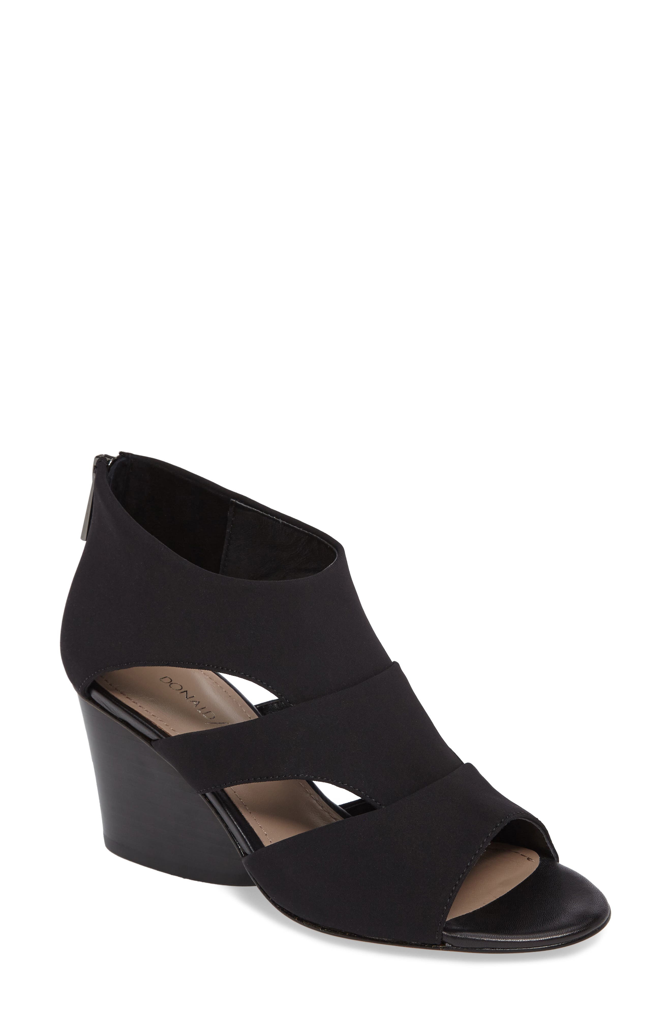 Donald J Pliner Jenkin Wedge Sandal (Women)