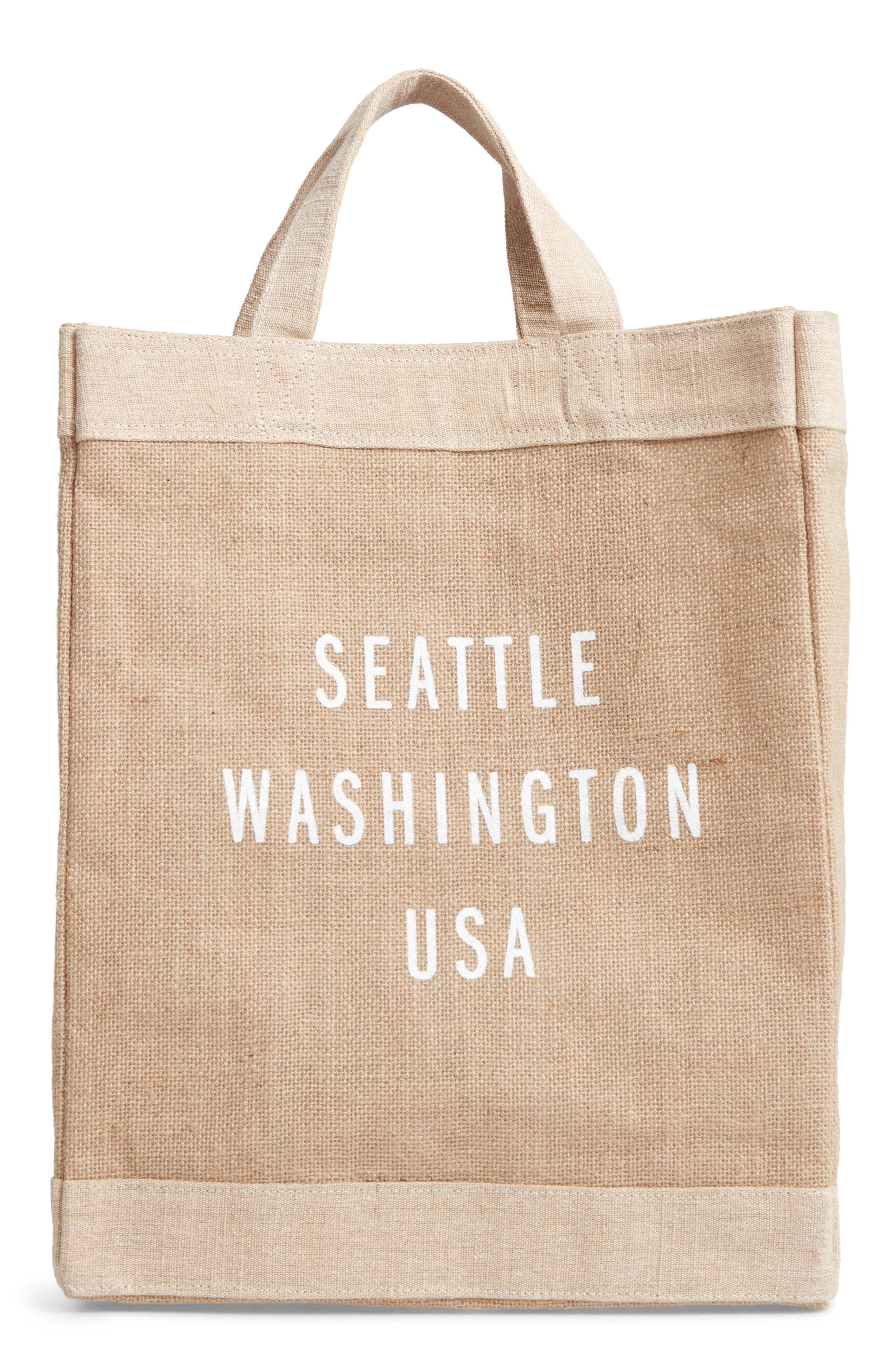 Apolis Seattle Simple Market Bag