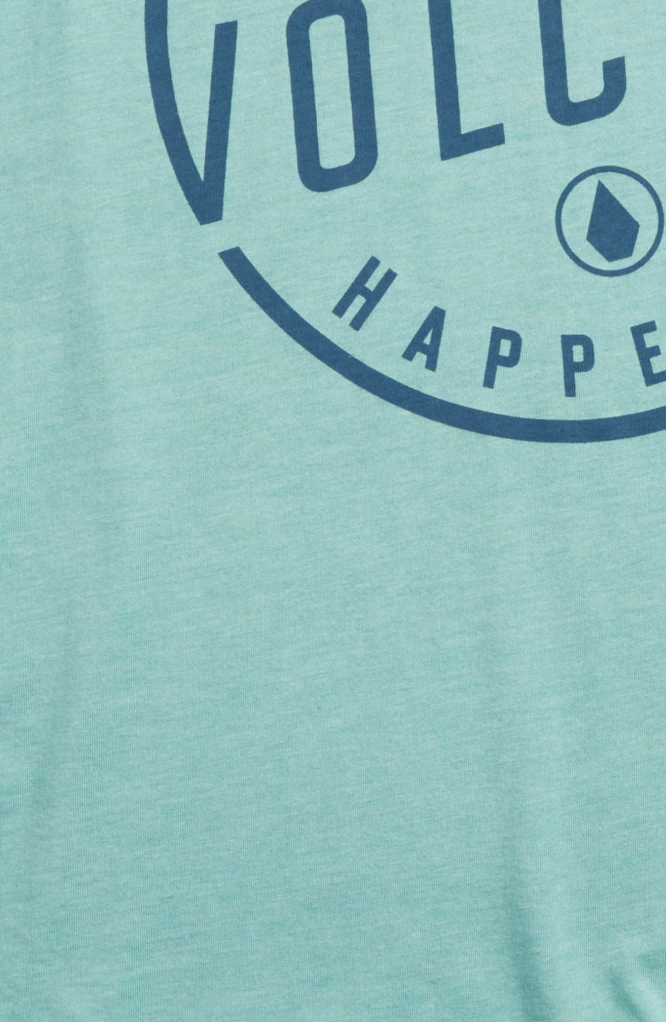 Alternate Image 2  - Volcom On Lock Graphic T-Shirt (Toddler Boys, Little Boys & Big Boys)