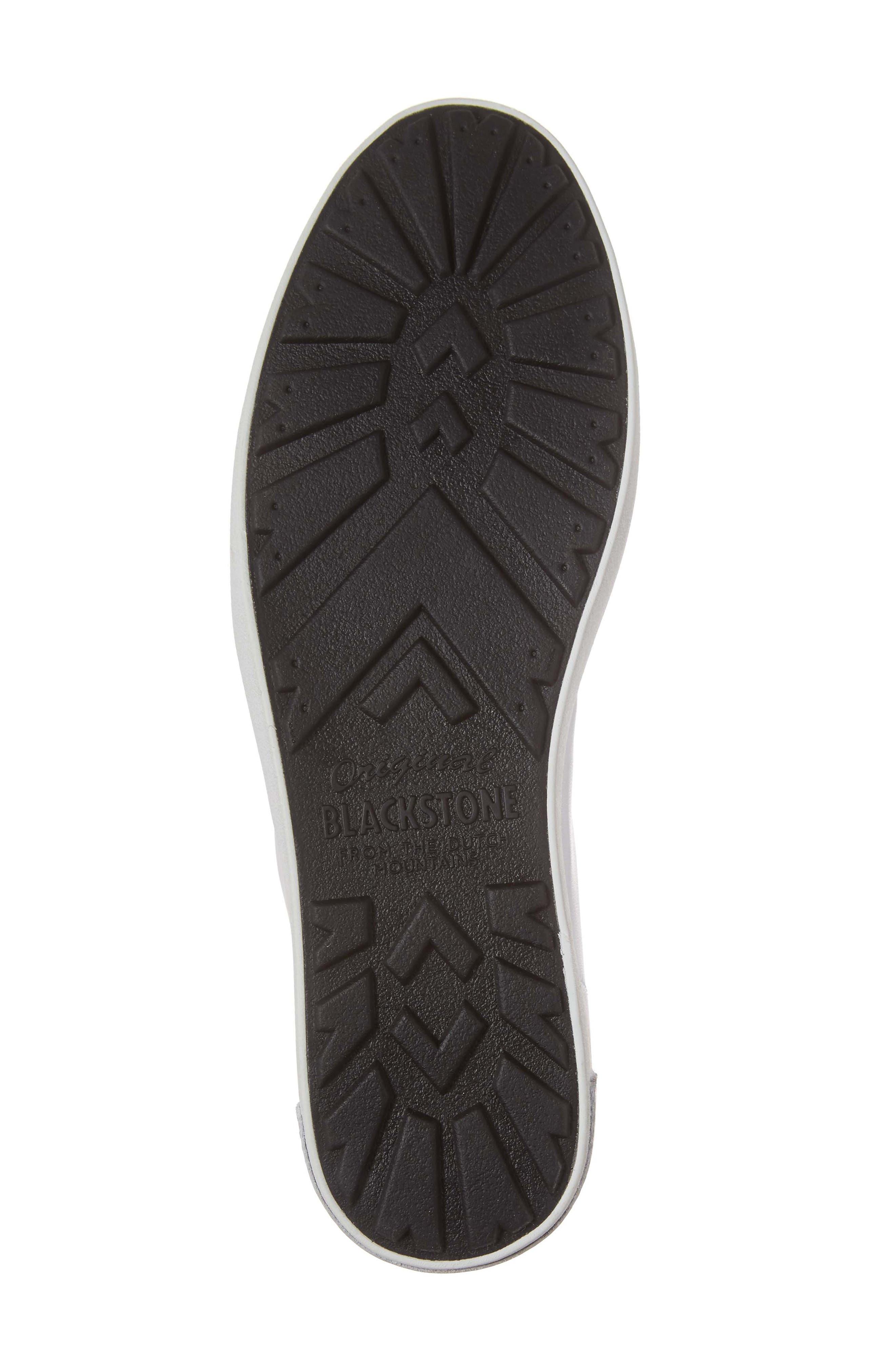 'JM03' Sneaker,                             Alternate thumbnail 6, color,                             White Leather