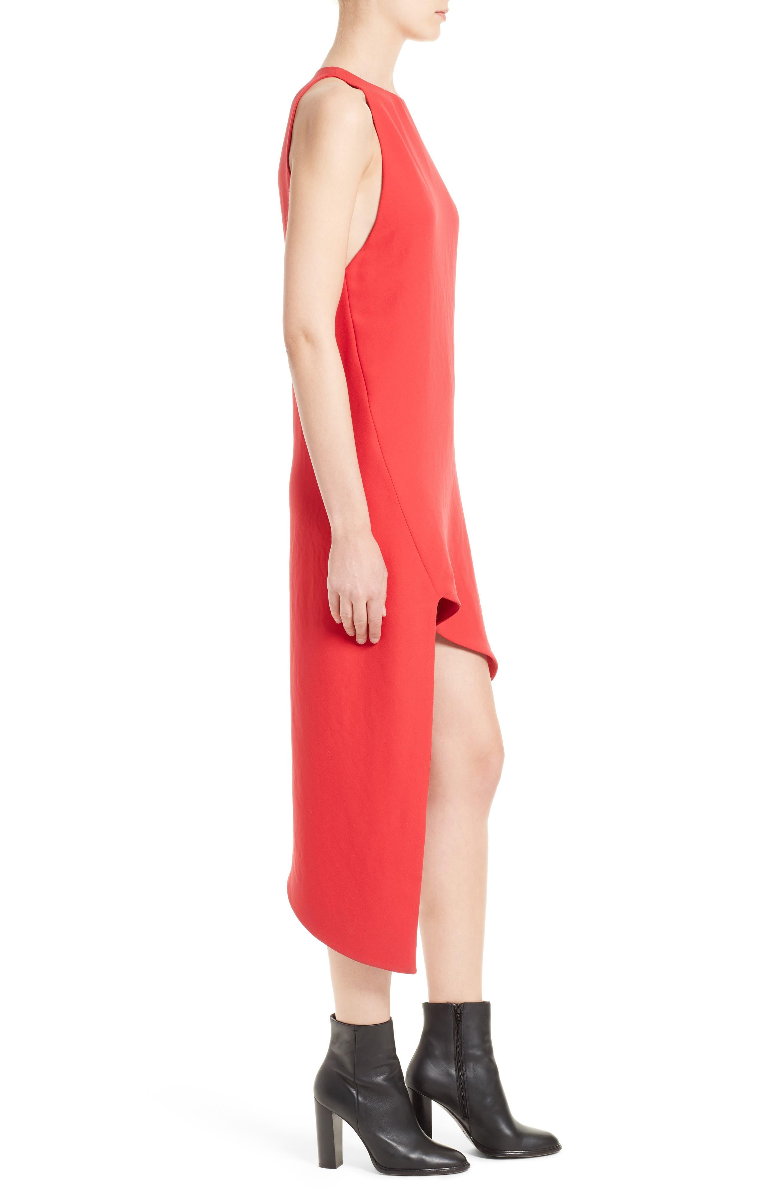 Alternate Image 3  - IRO Hamlin Asymmetrical High/Low Dress