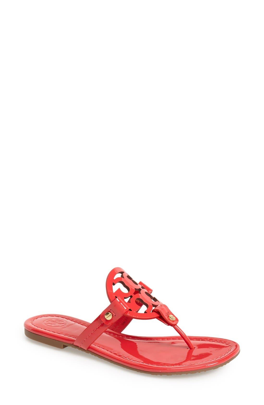 Alternate Image 1 Selected - Tory Burch 'Miller' Sandal (Women) (Nordstrom Exclusive)