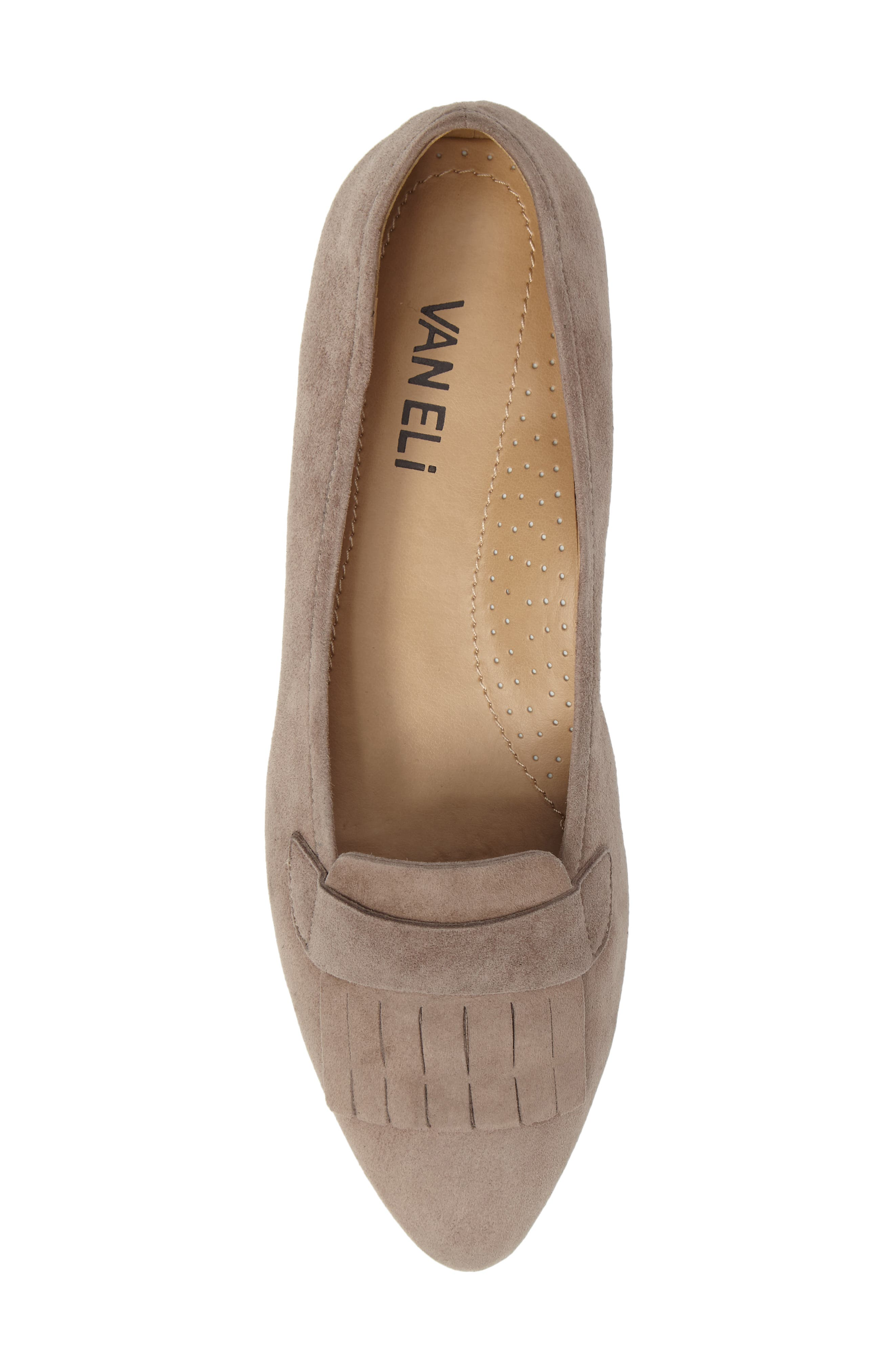 Alternate Image 5  - VANELi Gaea Loafer Flat (Women)