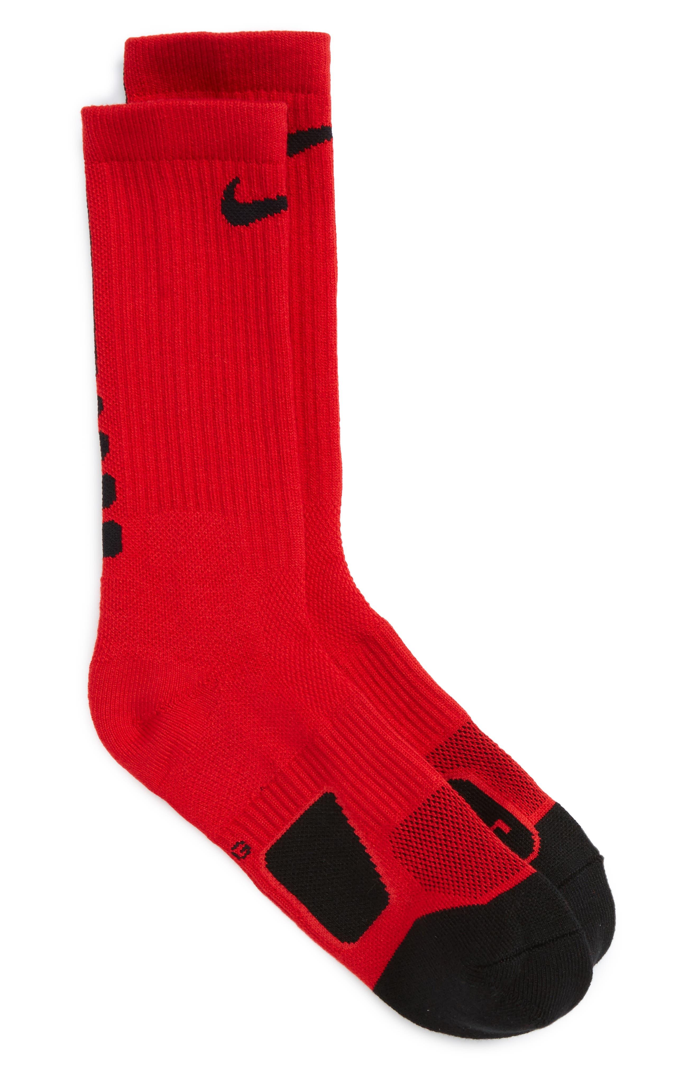 Nike Elite 1.5 Running Crew Socks
