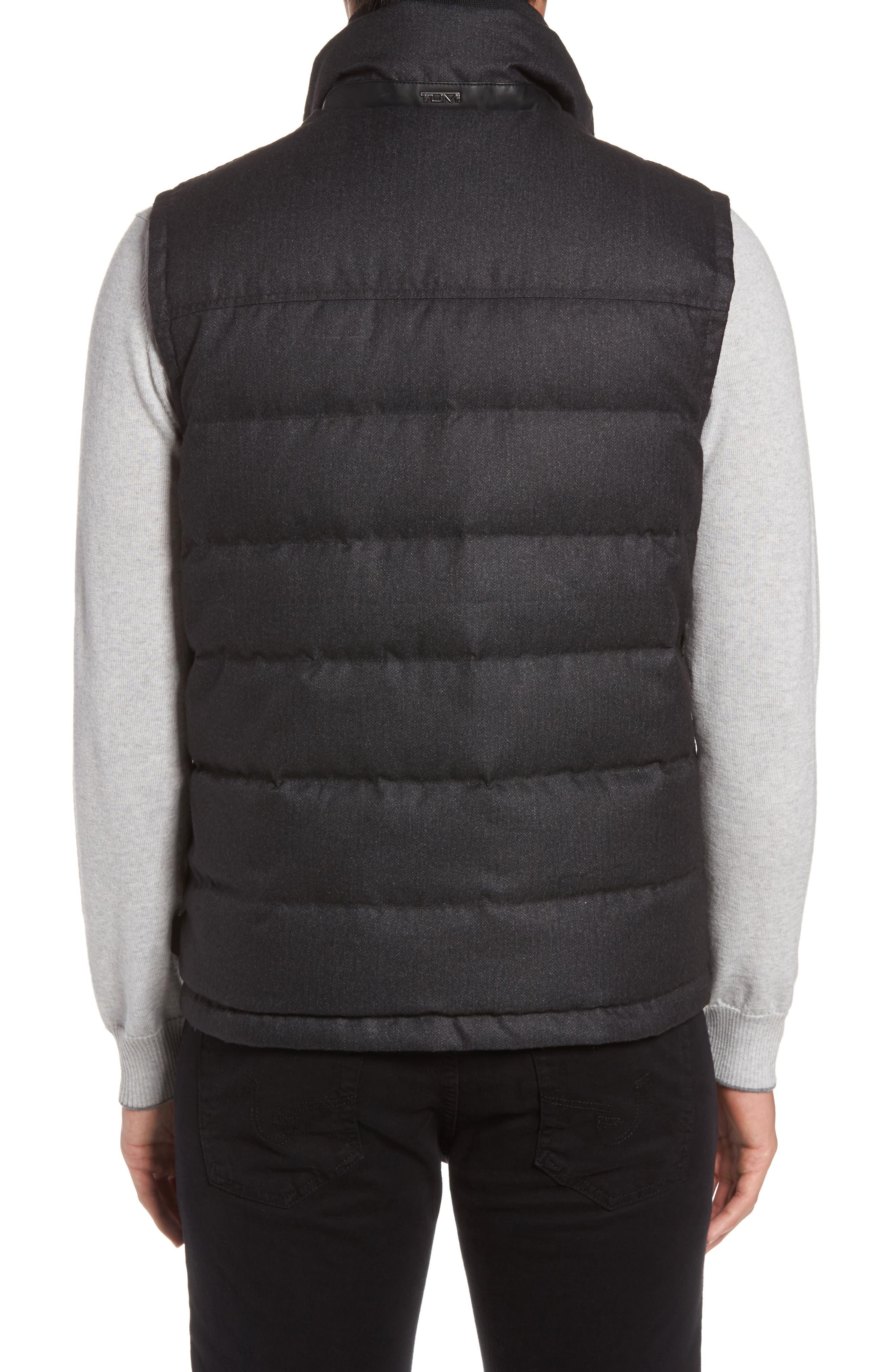 Alternate Image 2  - Tumi Heritage Reversible Down Vest