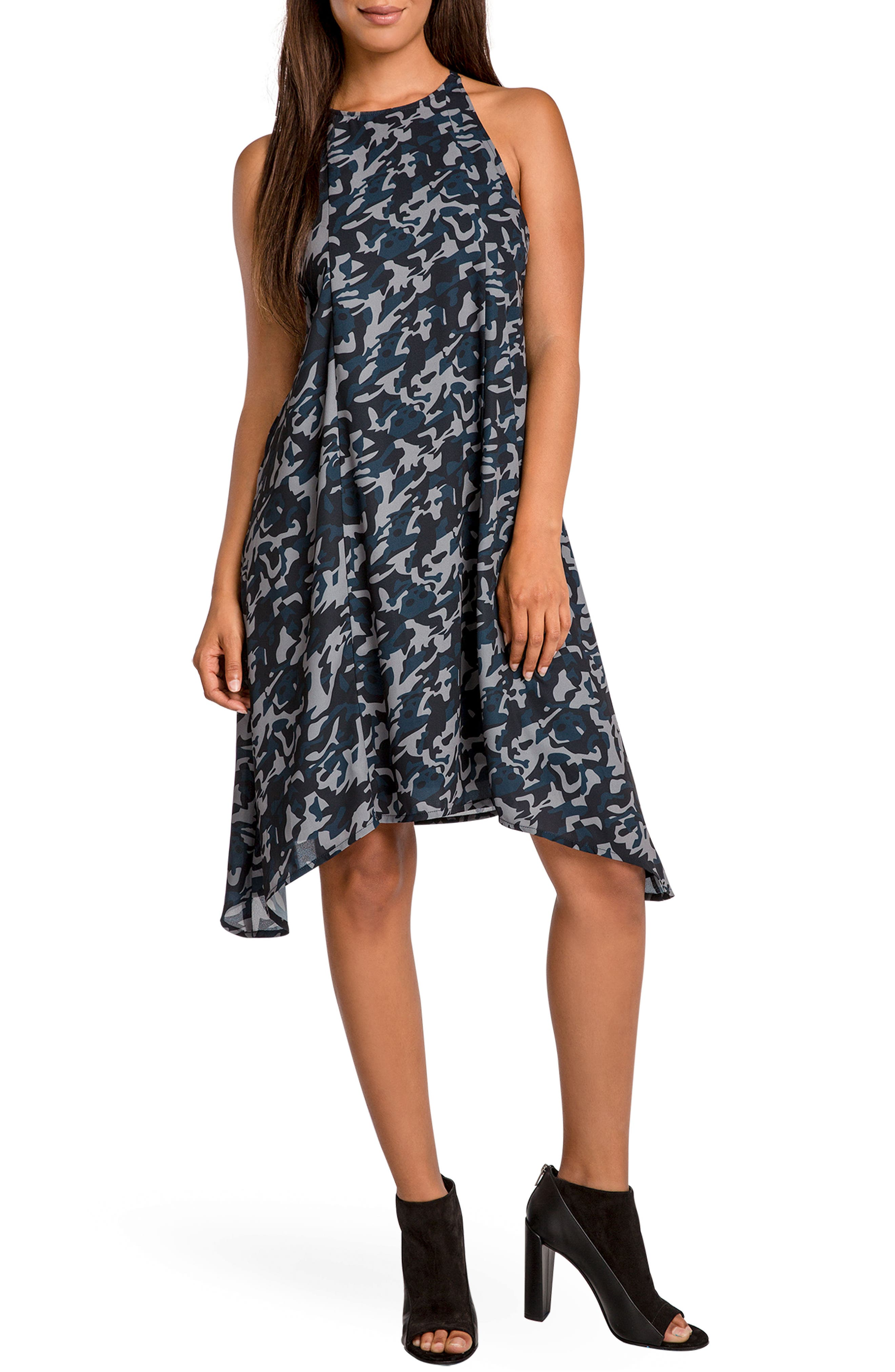 STANDARDS & PRACTICES Marina Swing Dress