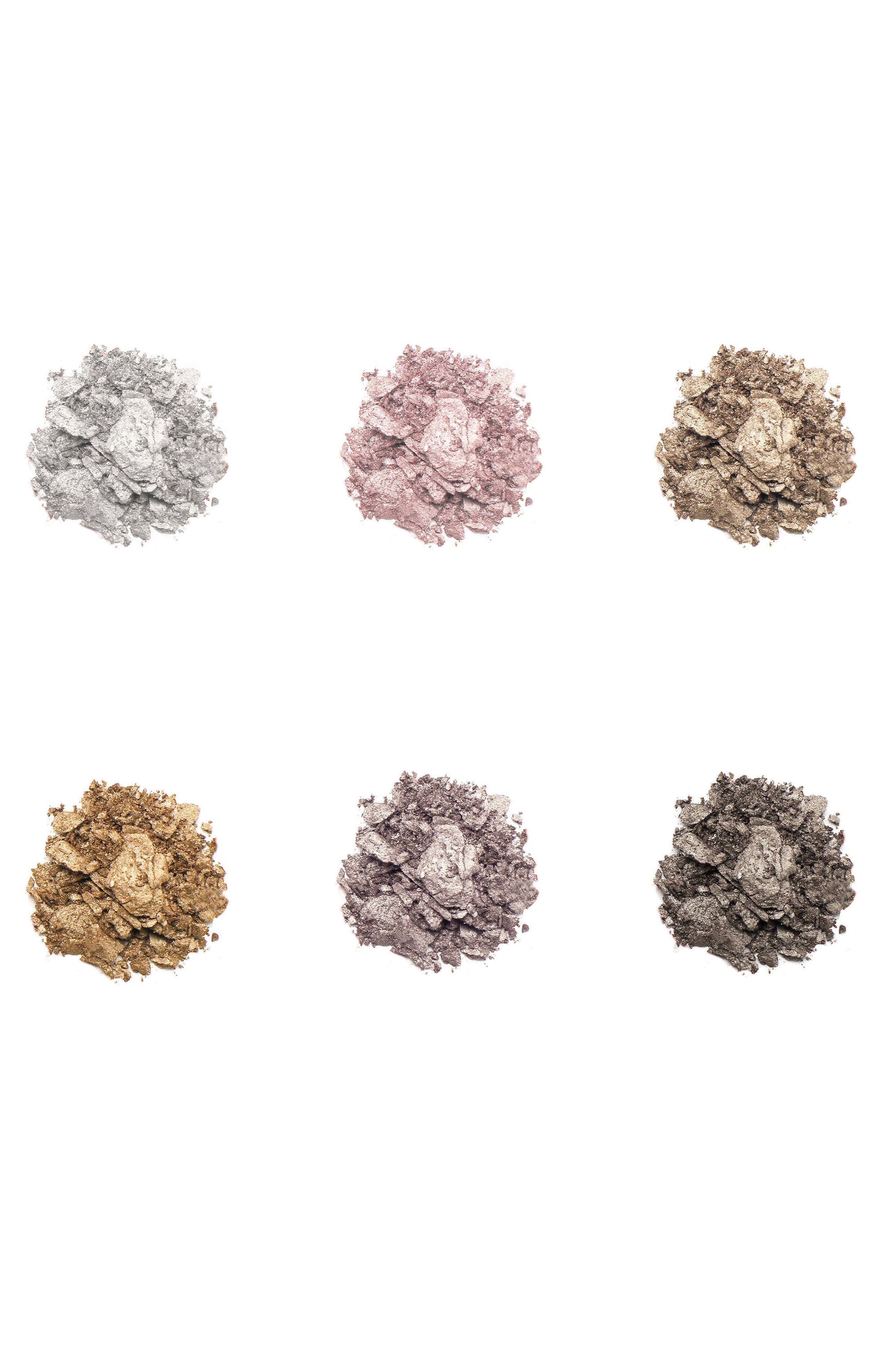 Alternate Image 2  - Jouer Skinny Dip Ultra Foil Shimmer Shadows Palette