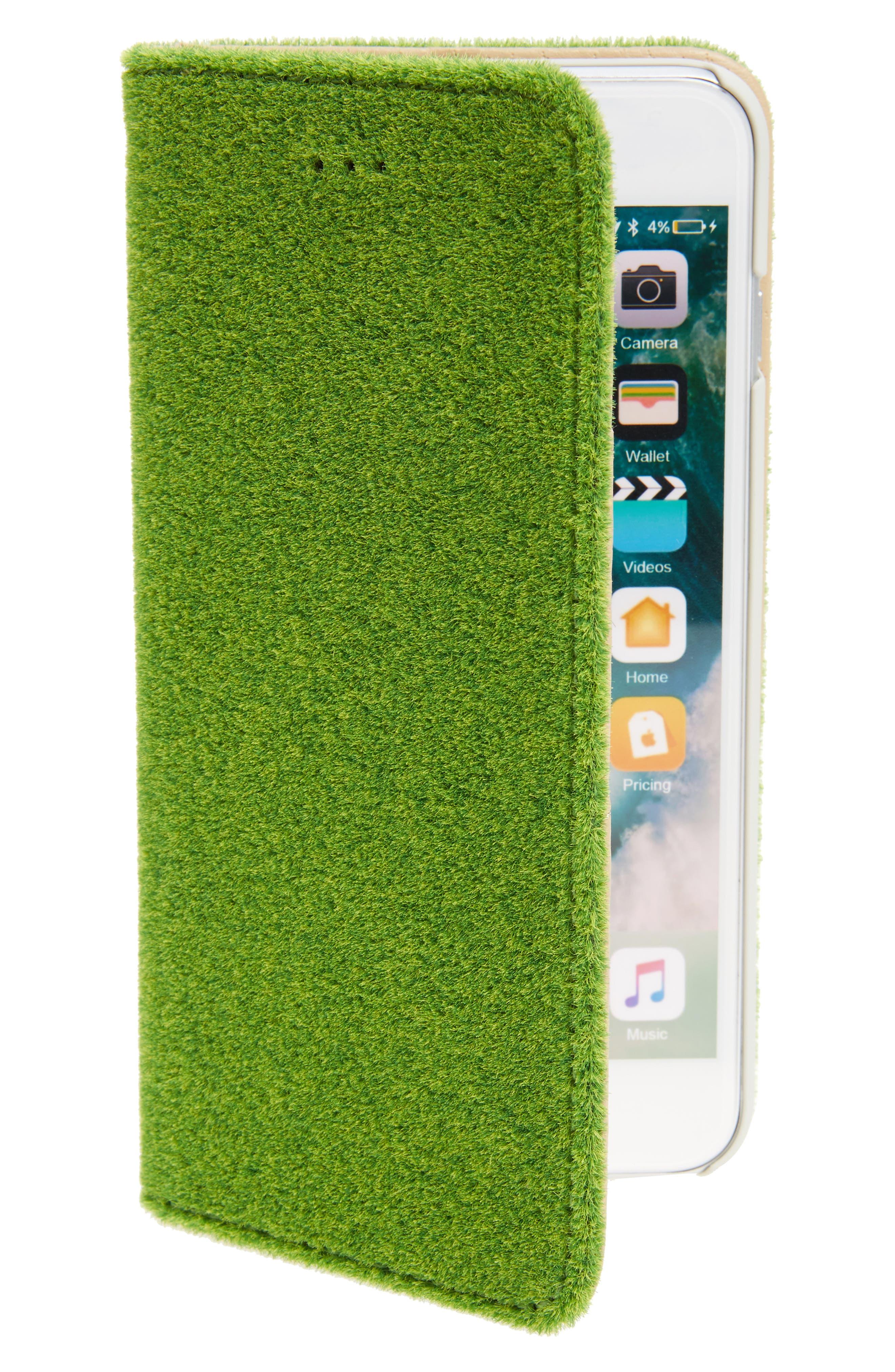 Shibaful Portable Yoyogi Park iPhone 7 & iPhone 7 Plus Flip Cover Case
