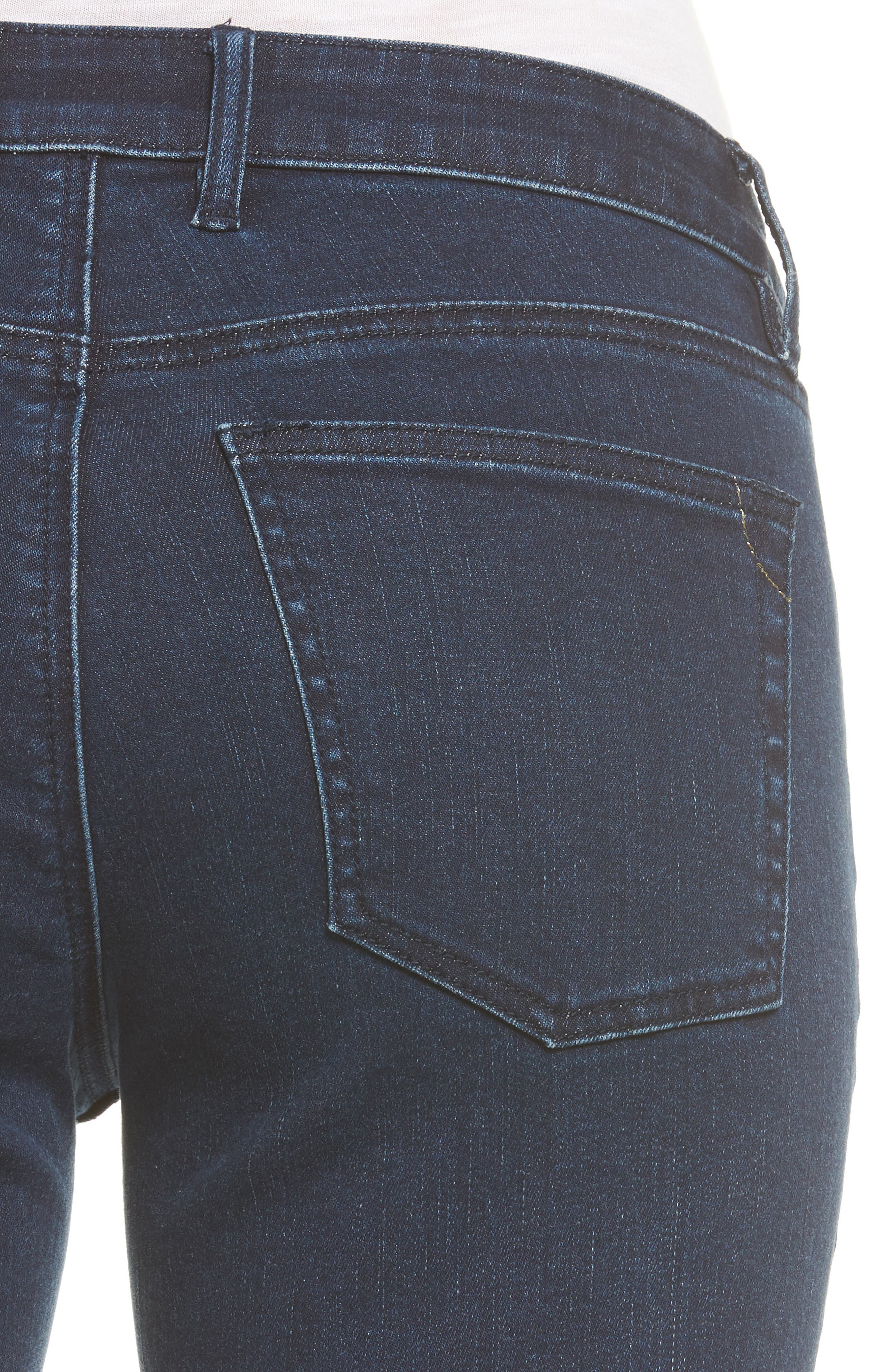 Alternate Image 4  - Tommy Bahama Tema Modern Bootcut Jeans (Dark Horizon)
