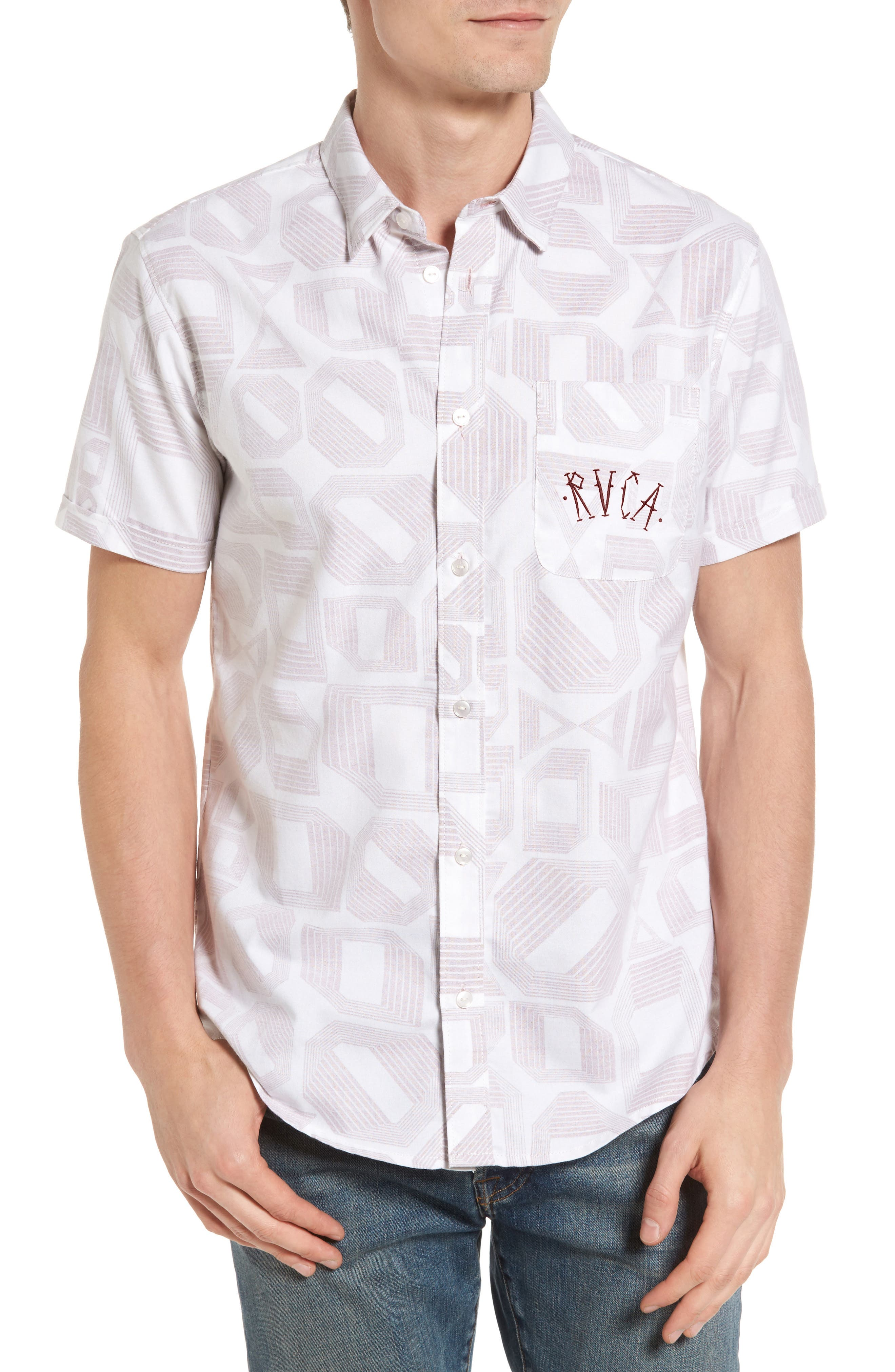 RCVA That'll Do Barry 2 Woven Shirt