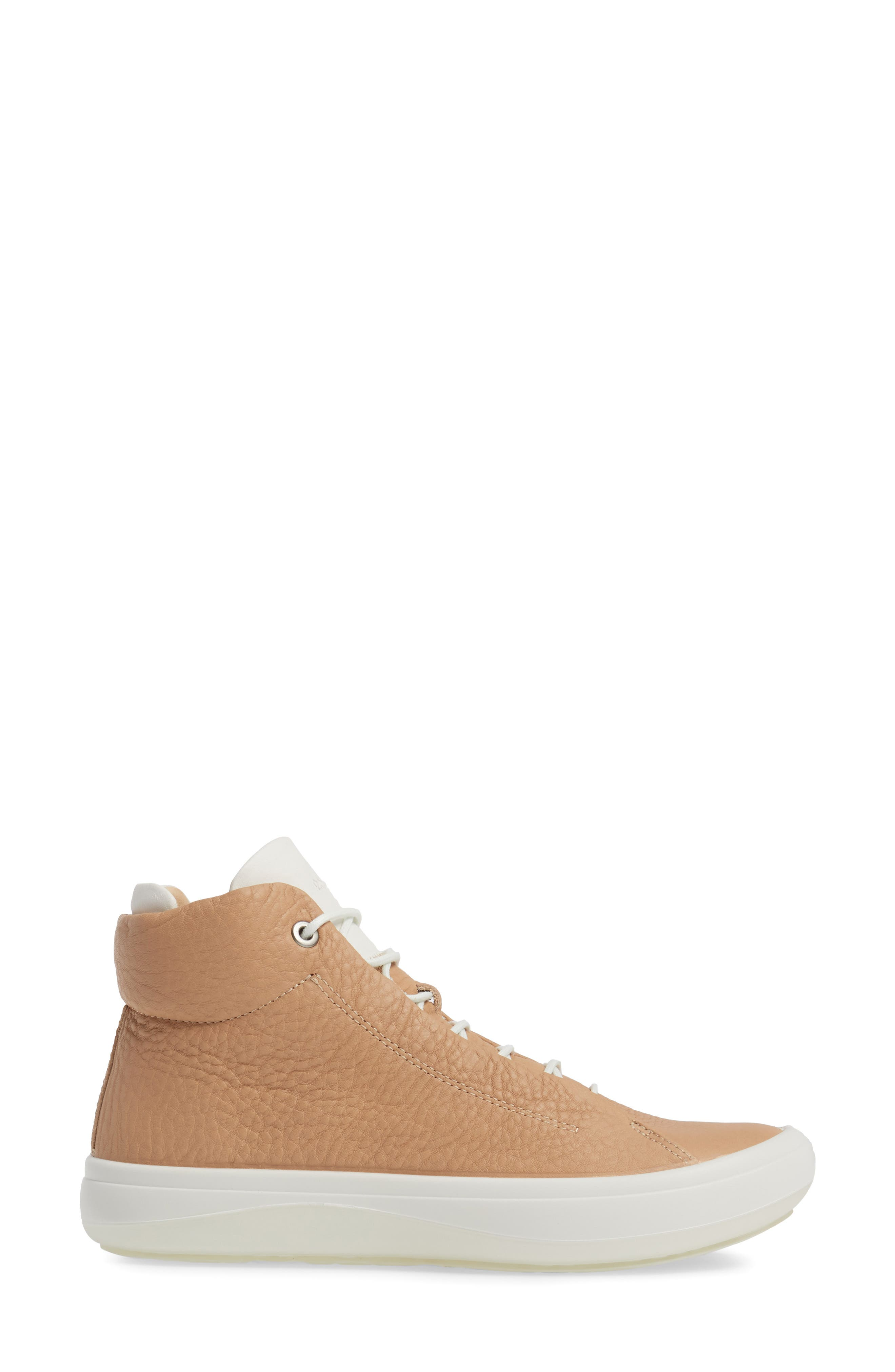 Kinhin Sneaker,                             Alternate thumbnail 3, color,                             Volluto Leather
