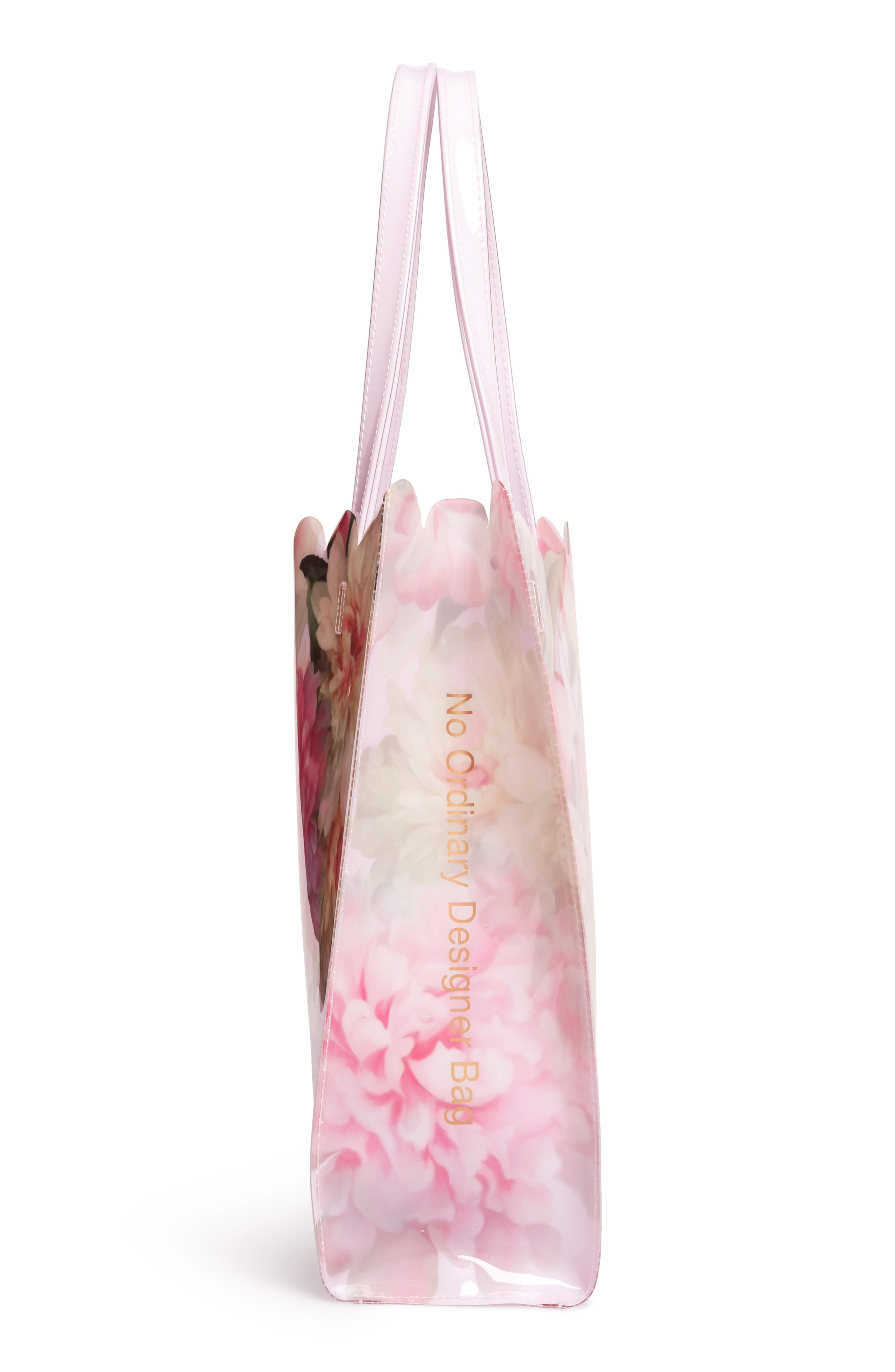 Alternate Image 4  - Ted Baker London Painted Posie Large Icon Bag