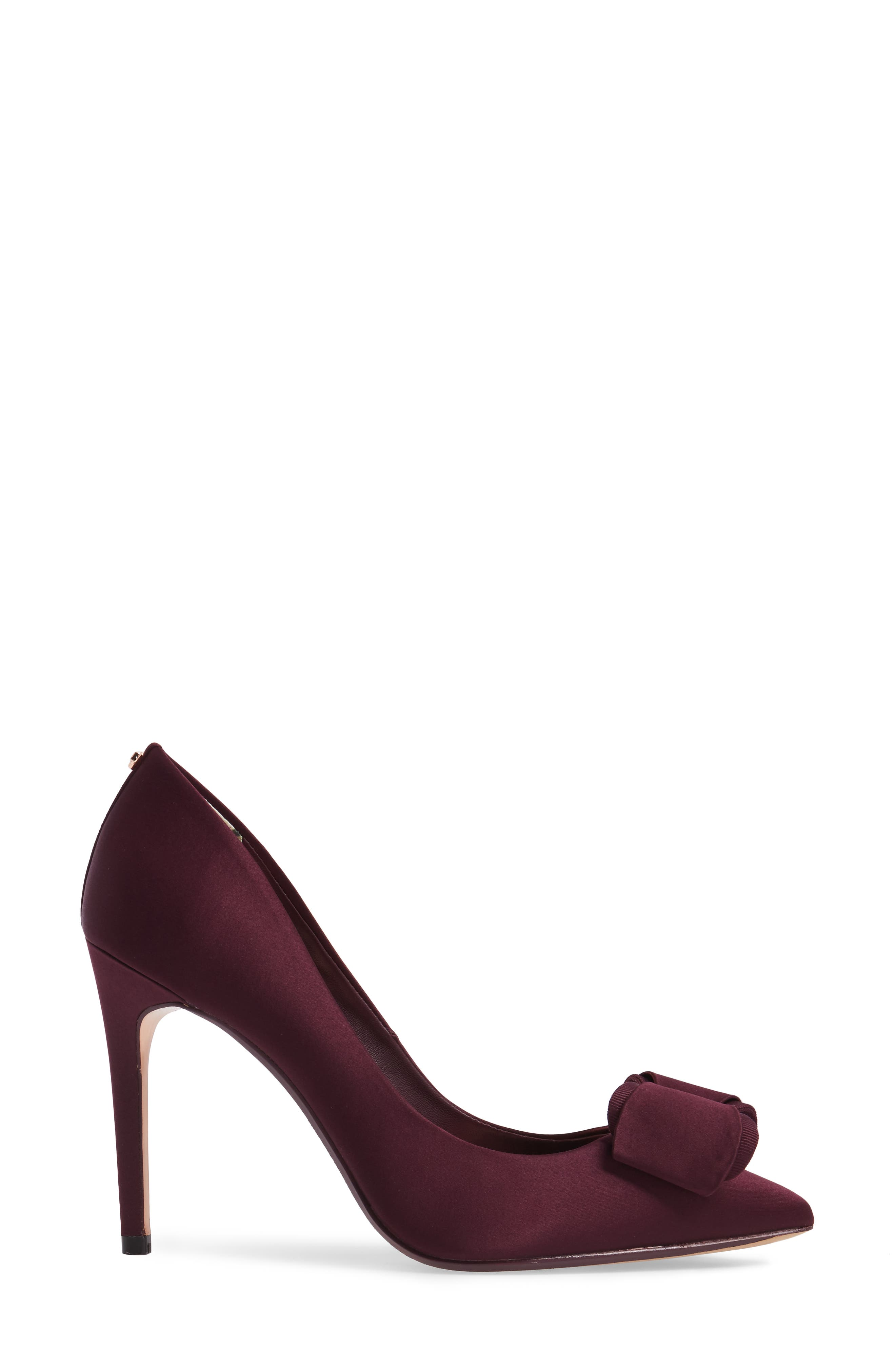 Alternate Image 3  - Ted Baker London Azeline Bow Pump (Women)