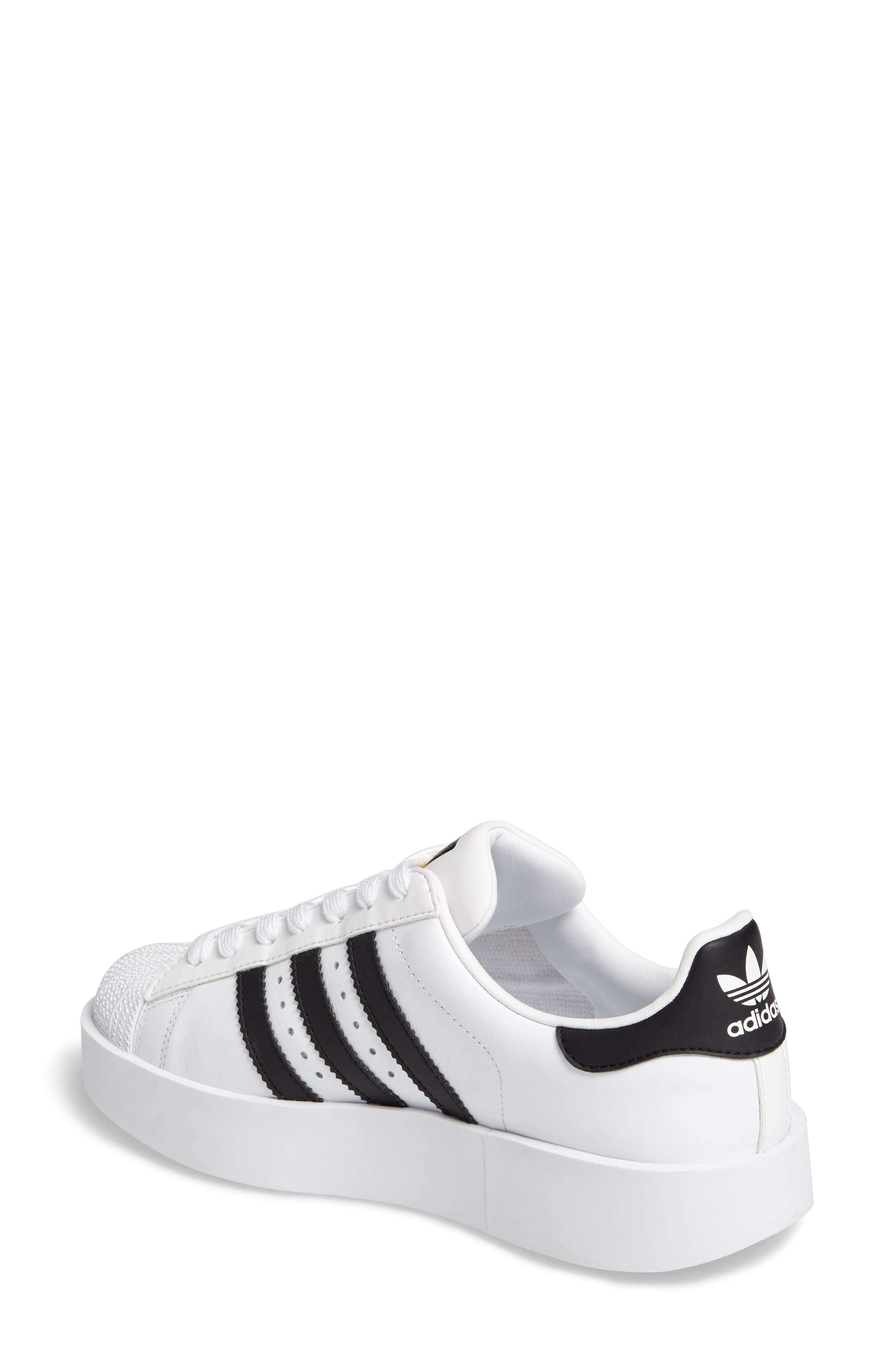 Alternate Image 2  - adidas Superstar Bold Platform Sneaker (Women)