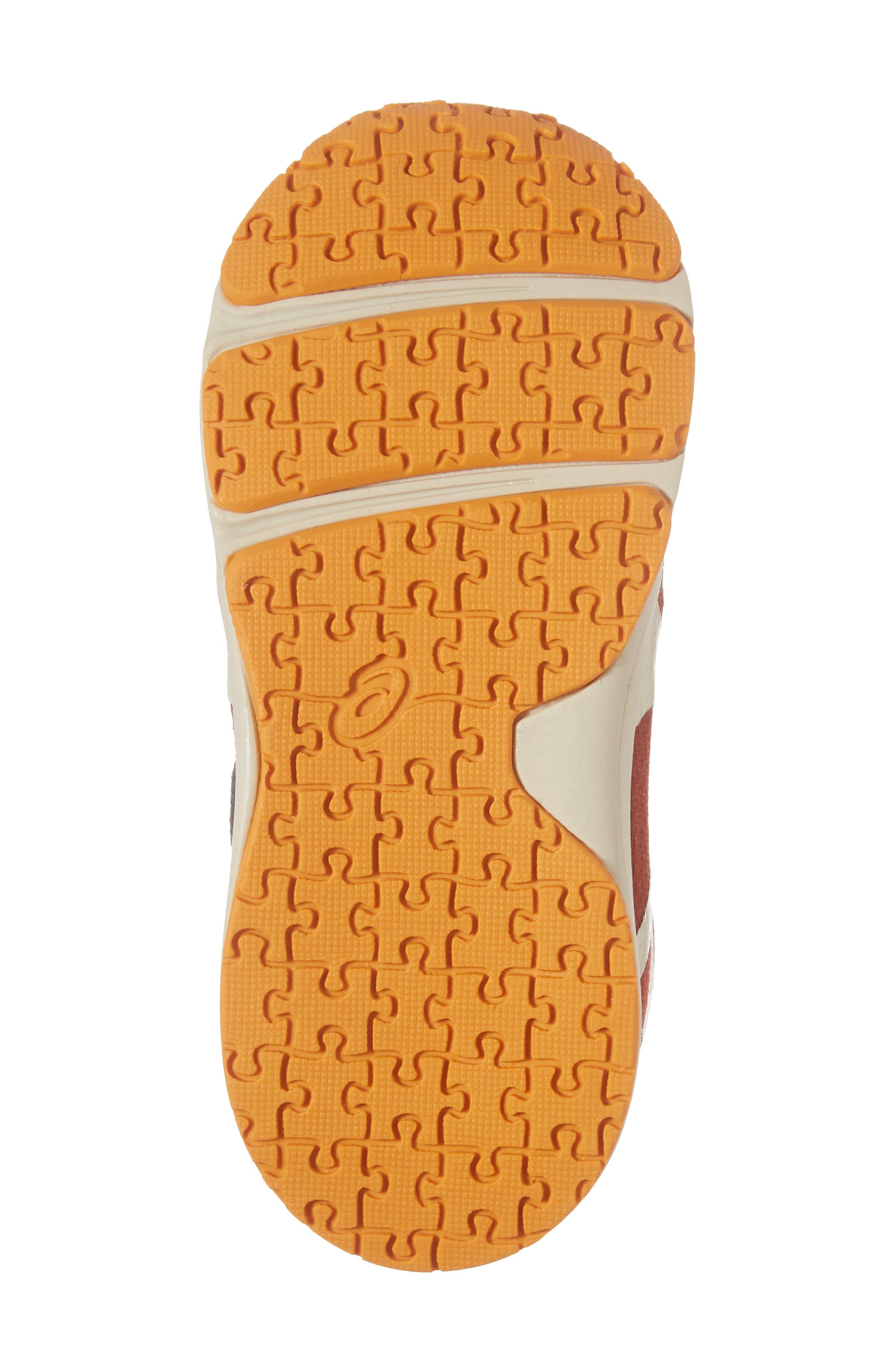 Alternate Image 6  - ASICS® School Yard™ TS Sneaker (Baby, Walker & Toddler)