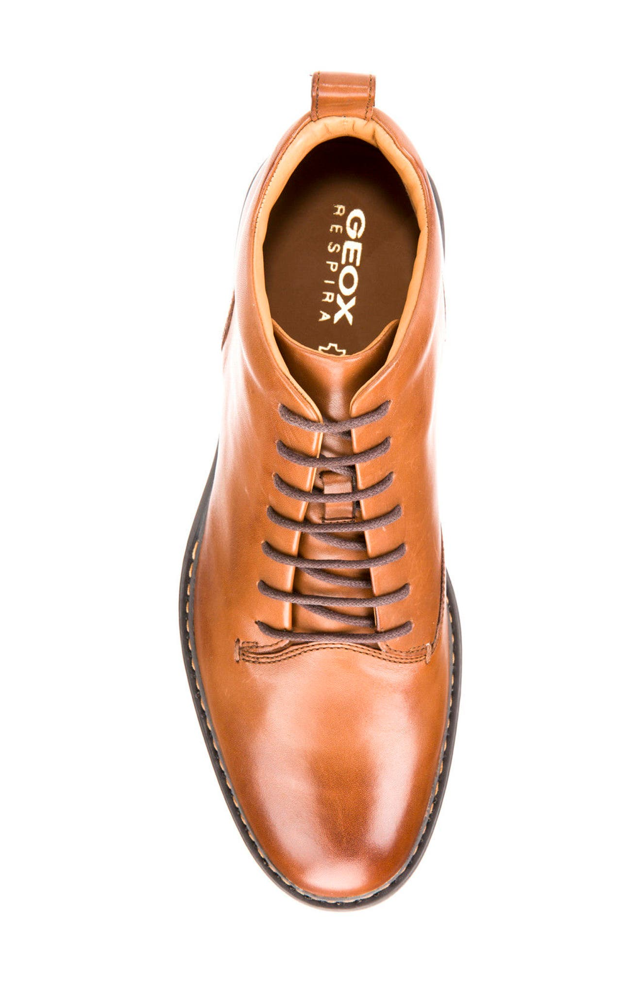 Alternate Image 4  - Geox Kapsian Plain Toe Boot (Men)