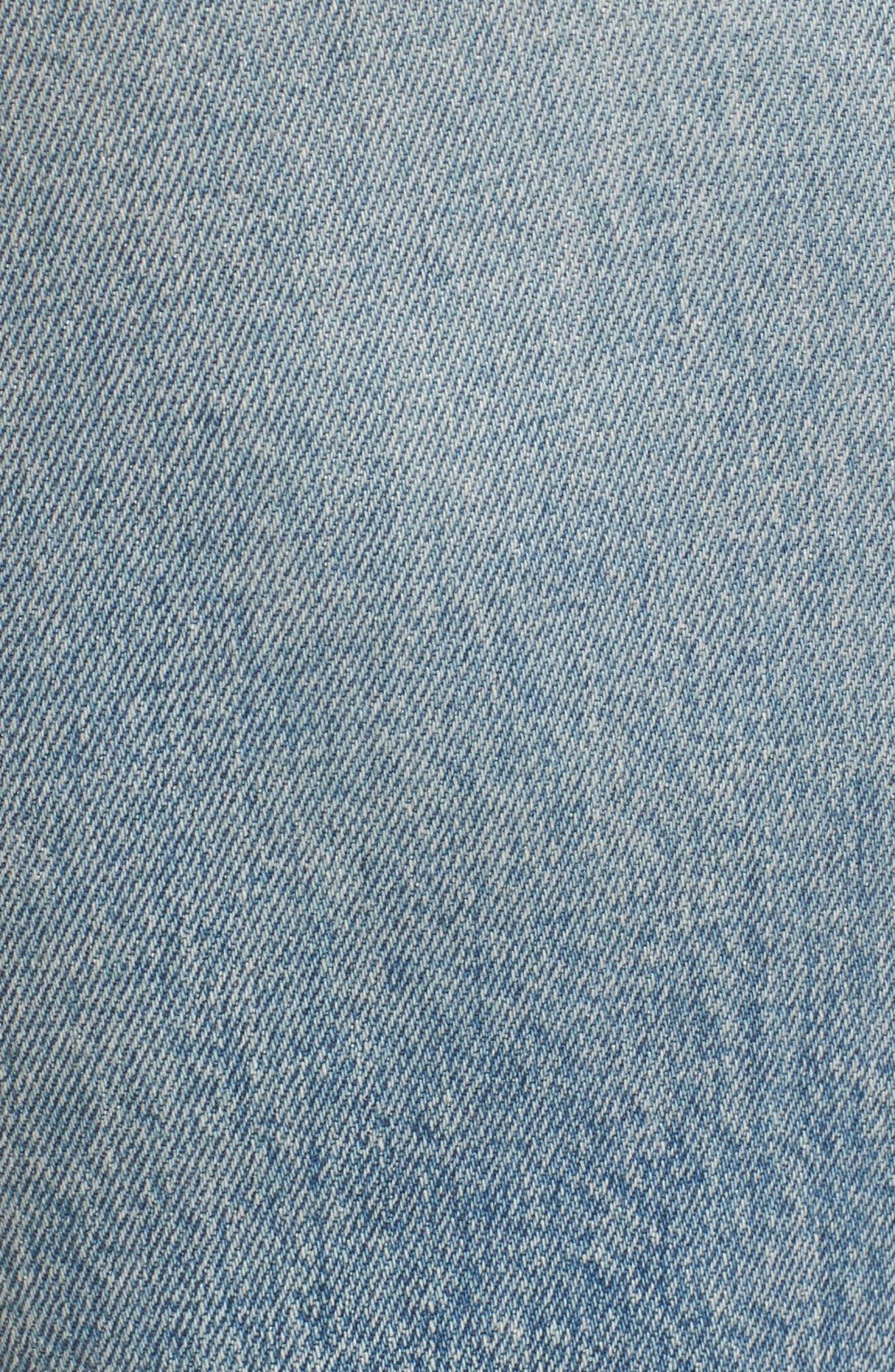 Alternate Image 5  - R13 Boy Clean Jeans (Leyton)