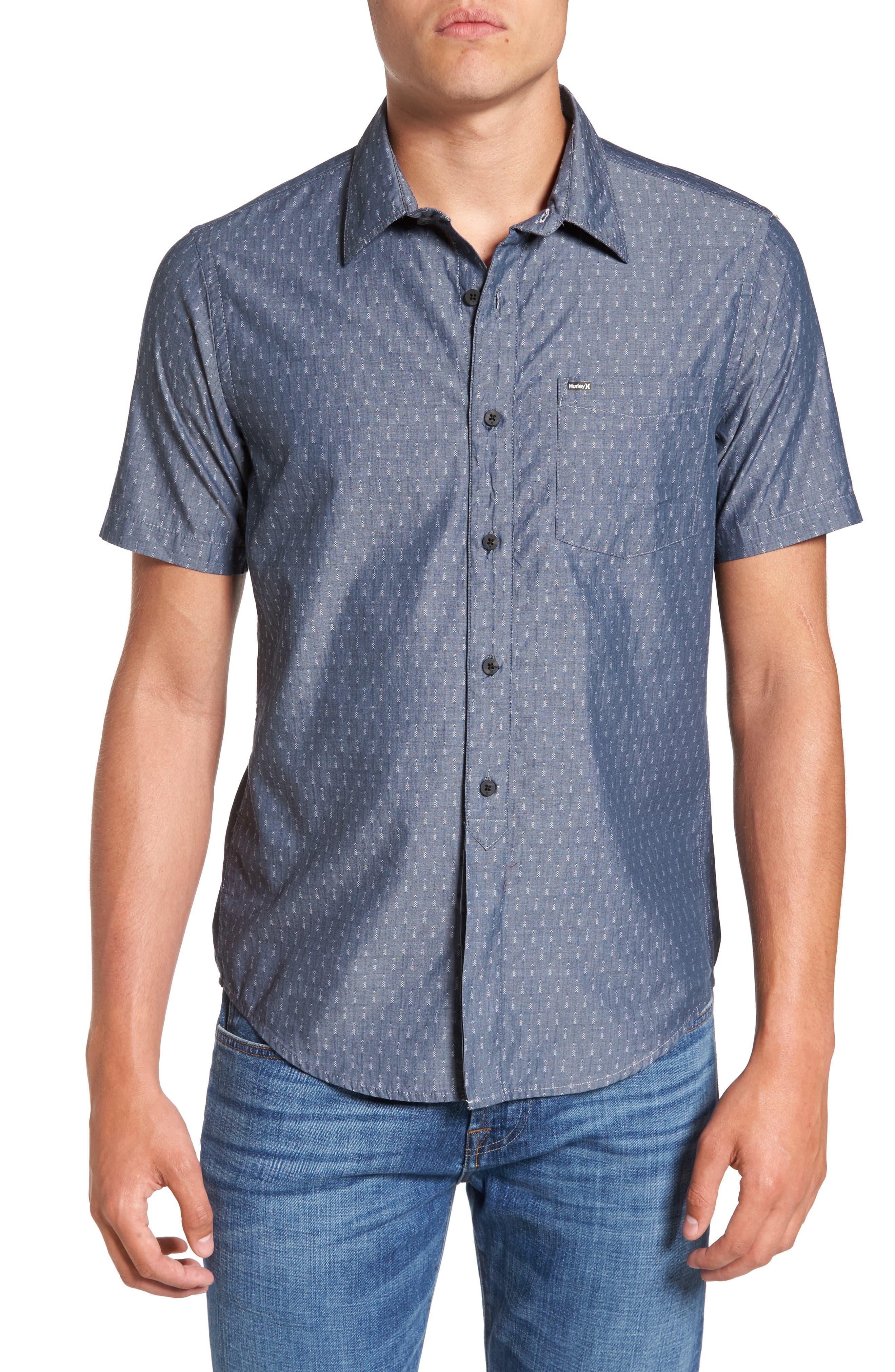 Hurley Lenny Woven Shirt