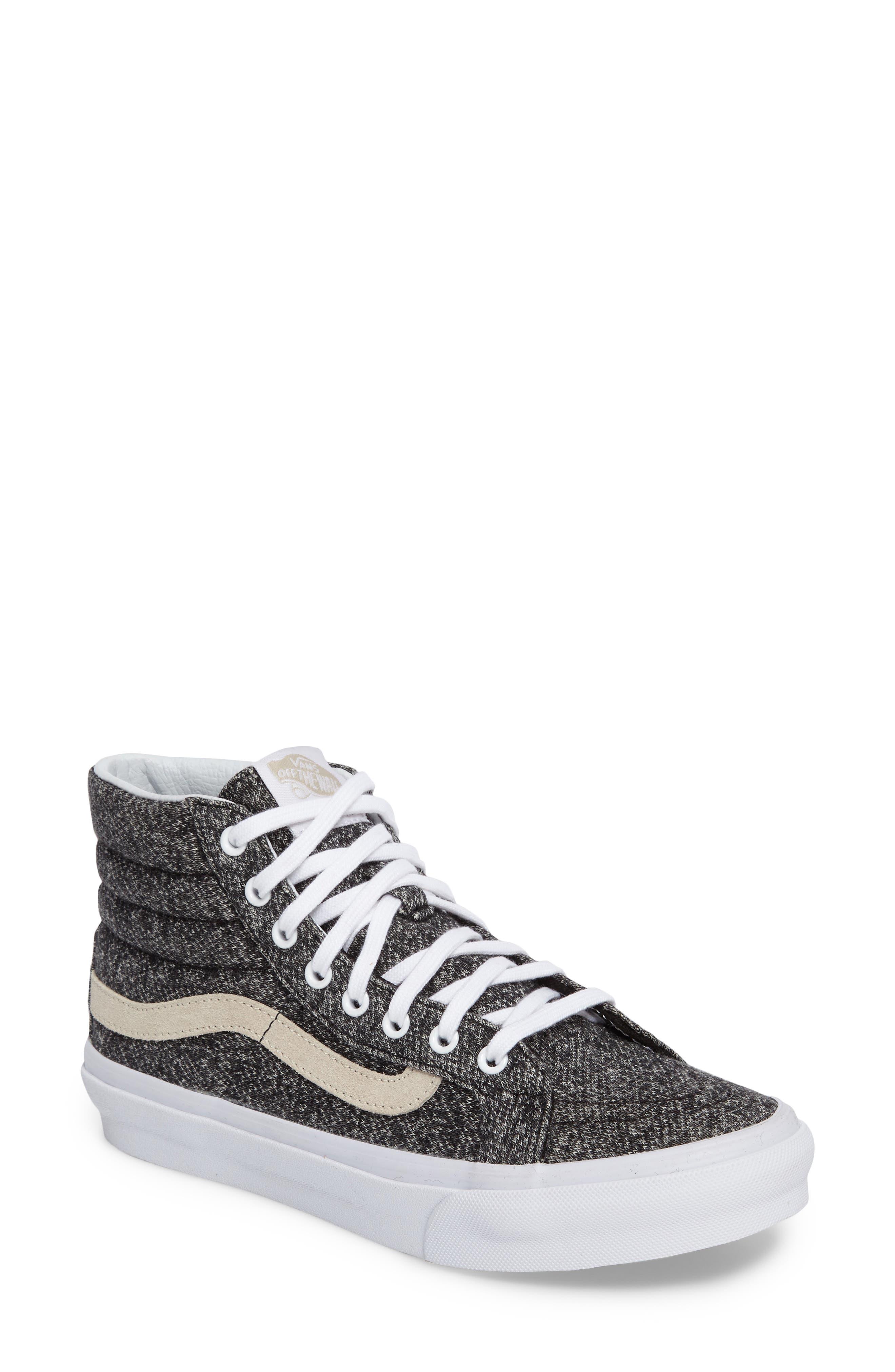 Vans 'Sk8-Hi Slim' Sneaker (Women)