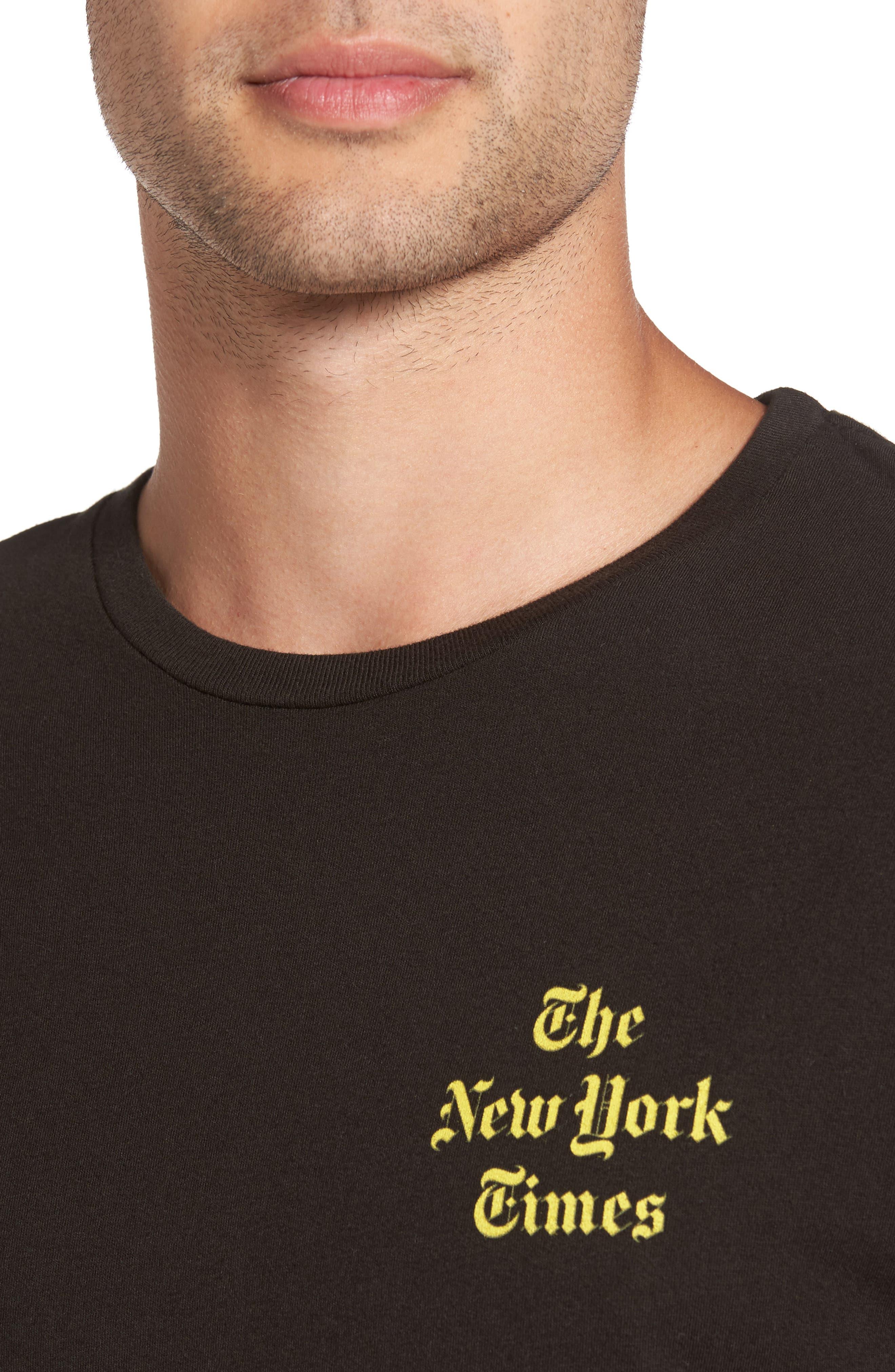 Alternate Image 4  - Altru New York Taxi T-Shirt