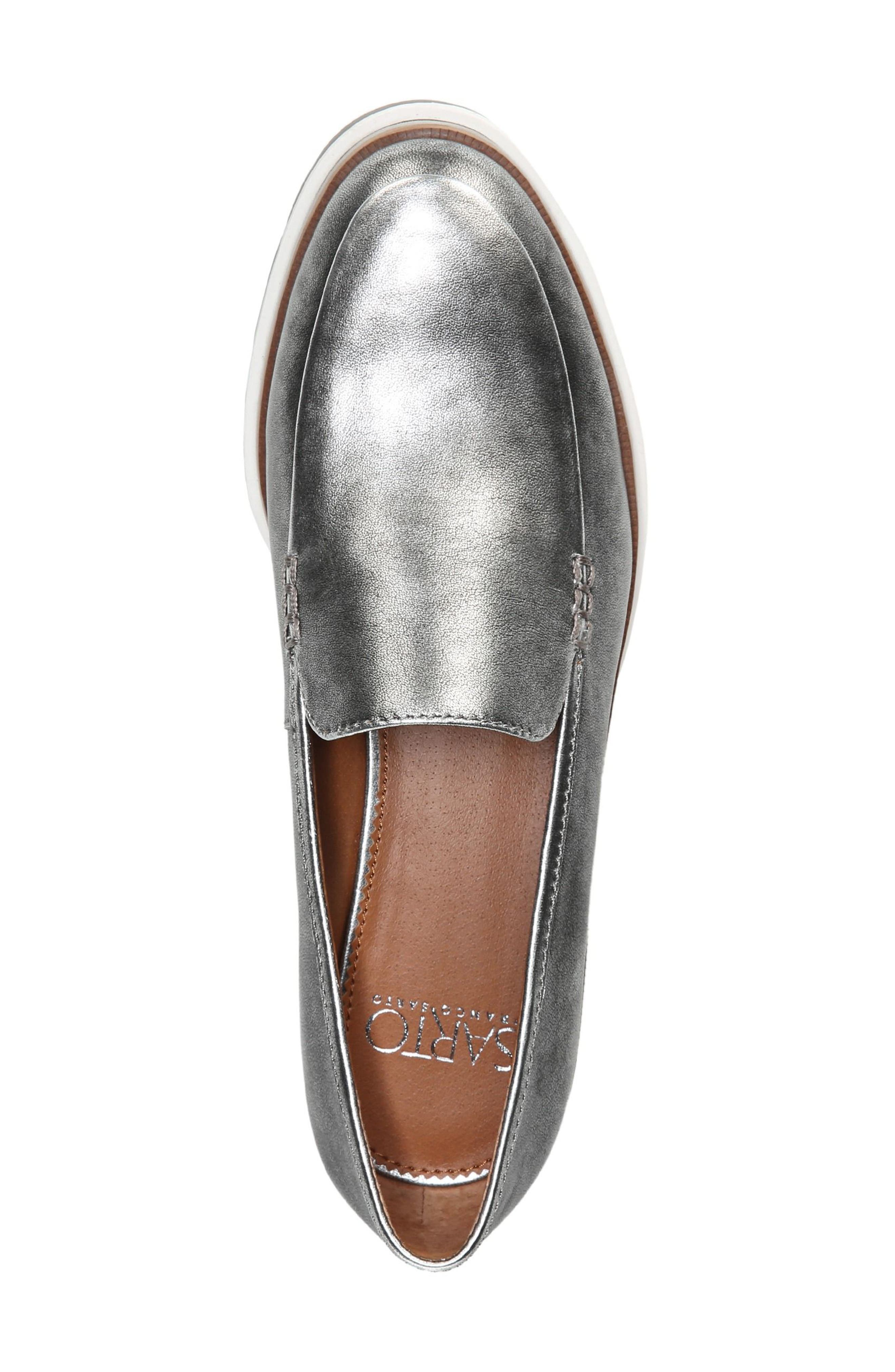 Alternate Image 5  - SARTO by Franco Sarto Ayers Loafer Flat (Women)