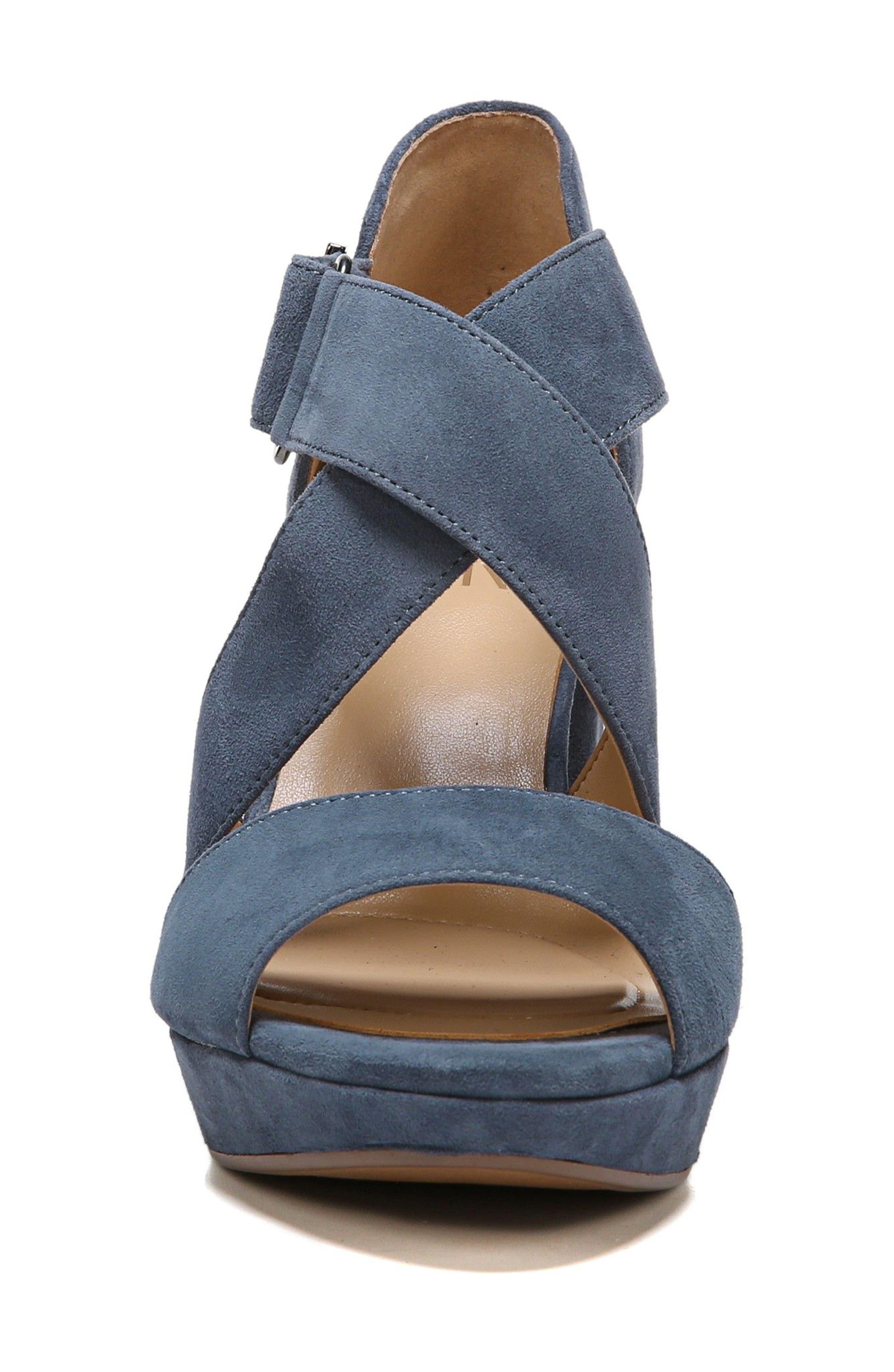 Alternate Image 4  - Naturalizer Harper Platform Sandal (Women)