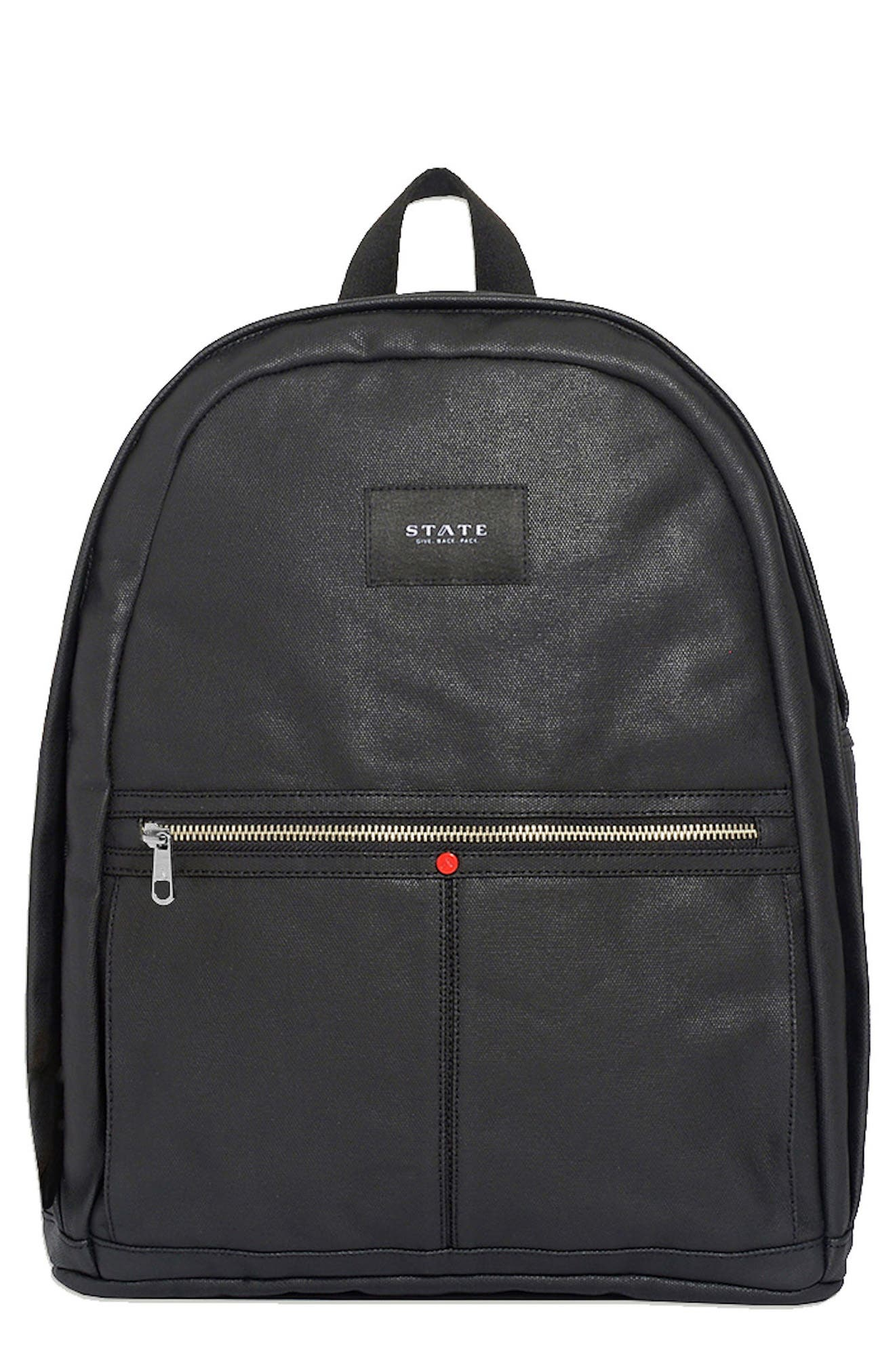 Greenpoint Kent Backpack,                             Main thumbnail 1, color,                             Black