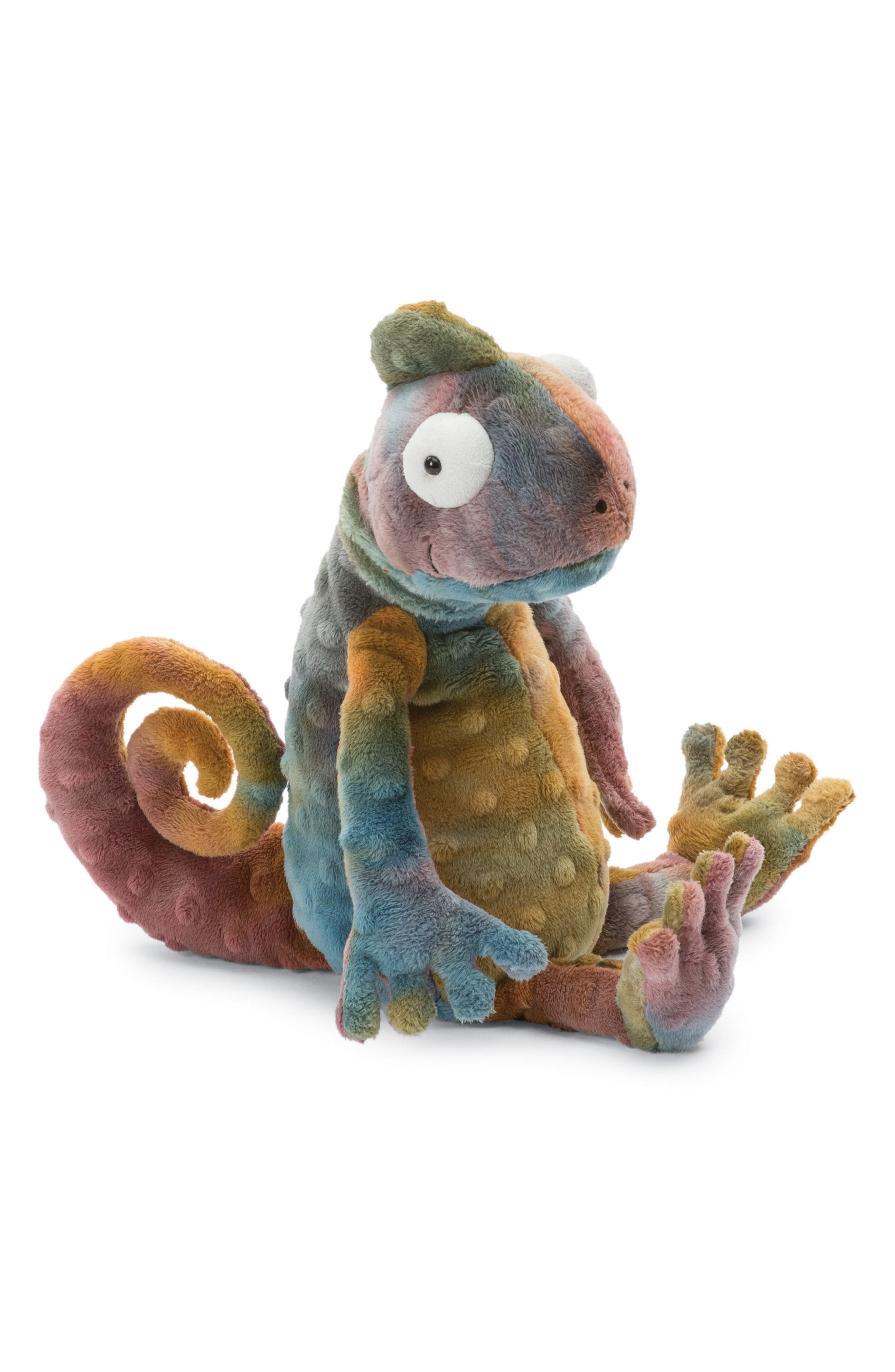 Colin Chameleon Stuffed Animal,                         Main,                         color, Multi