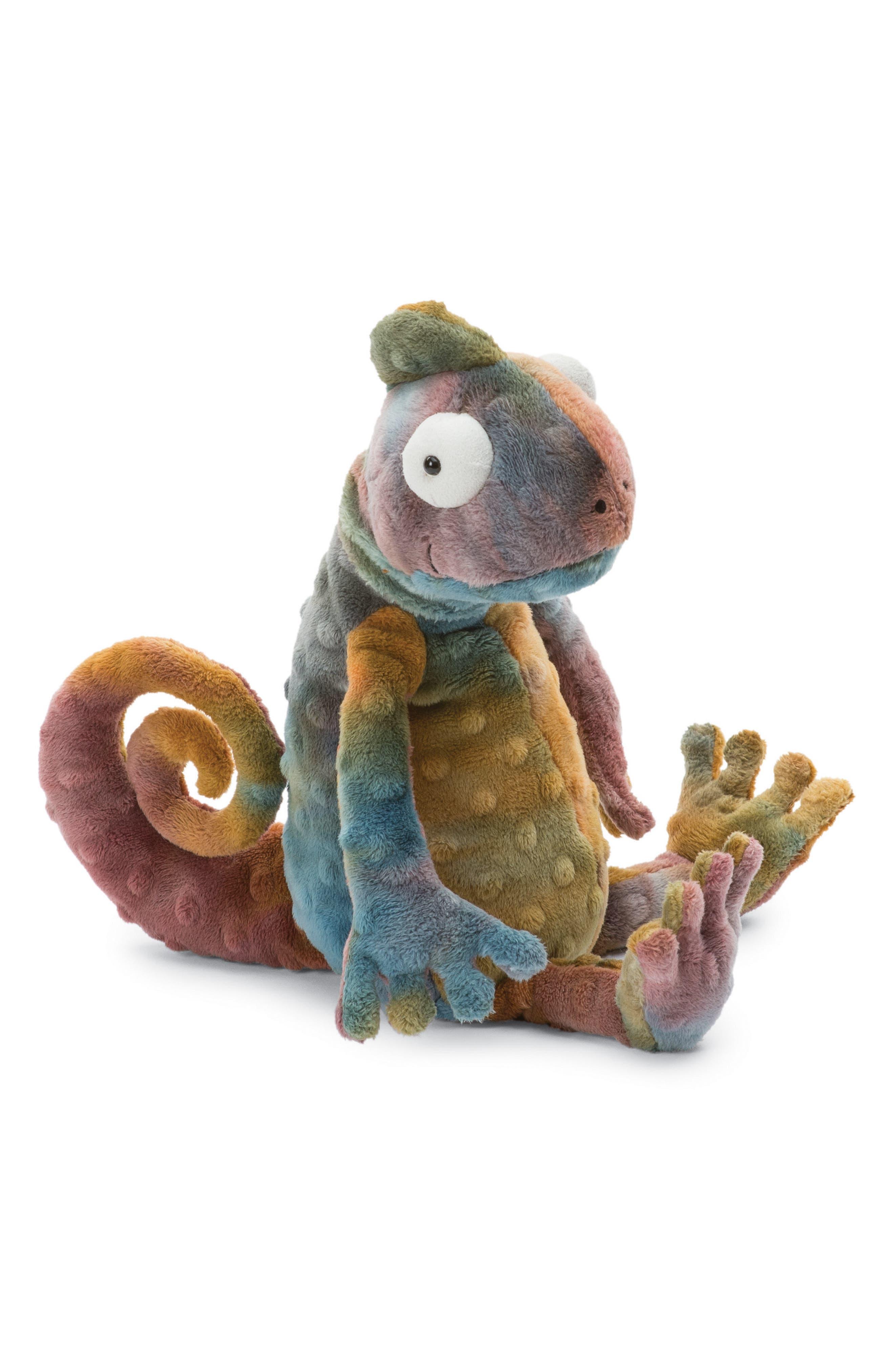 Jellycat Colin Chameleon Stuffed Animal (Kids)