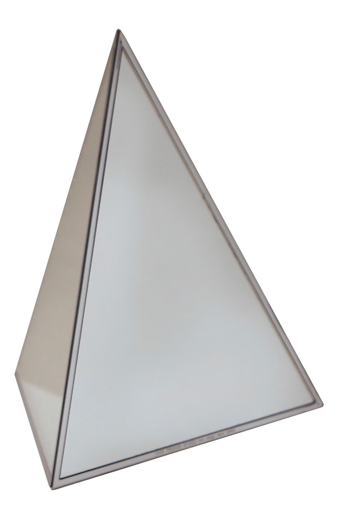 The Mirror Table Mirror,                         Main,                         color, Silver