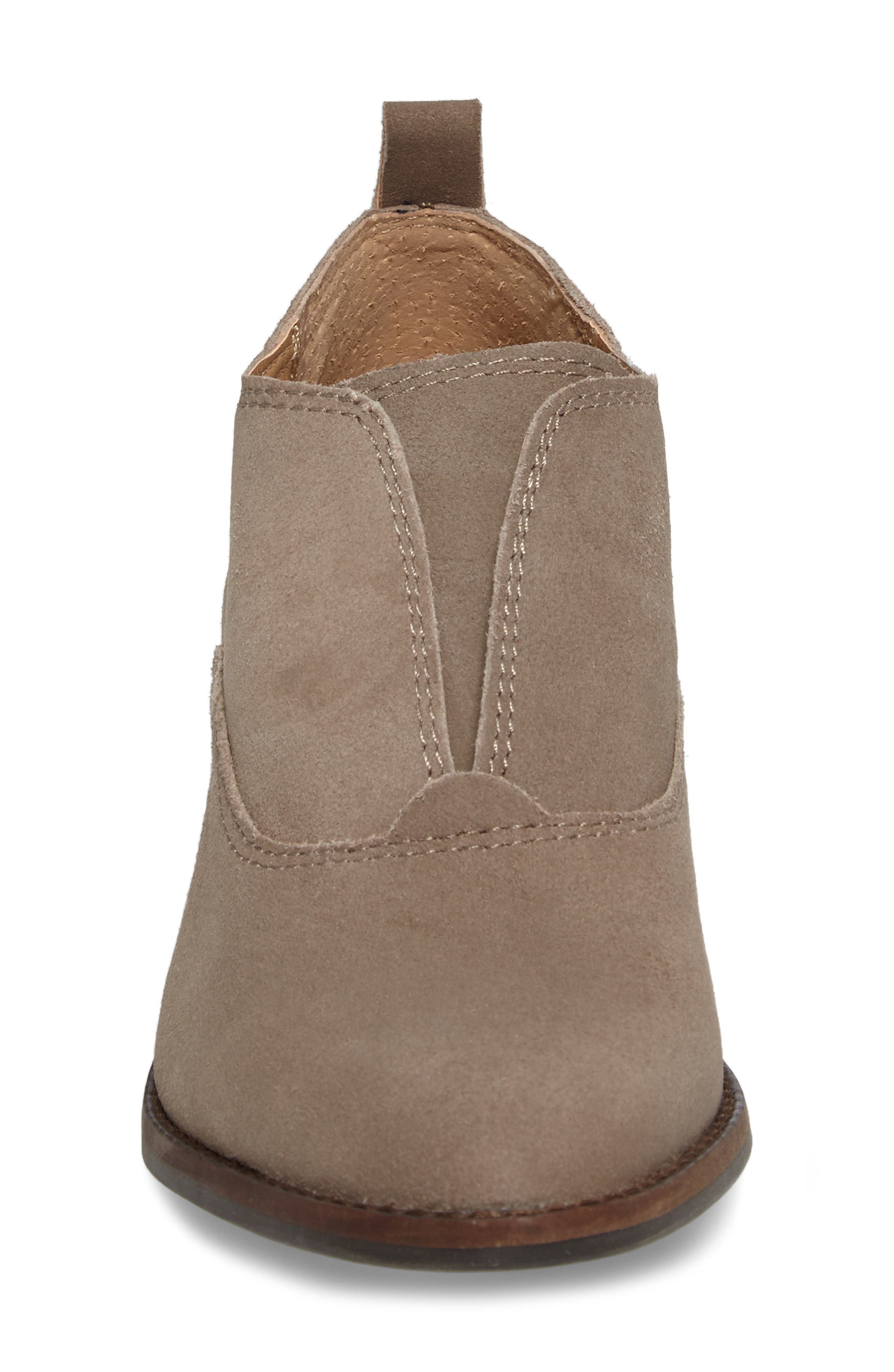 Fimberly Oxford,                             Alternate thumbnail 4, color,                             Brindle Leather