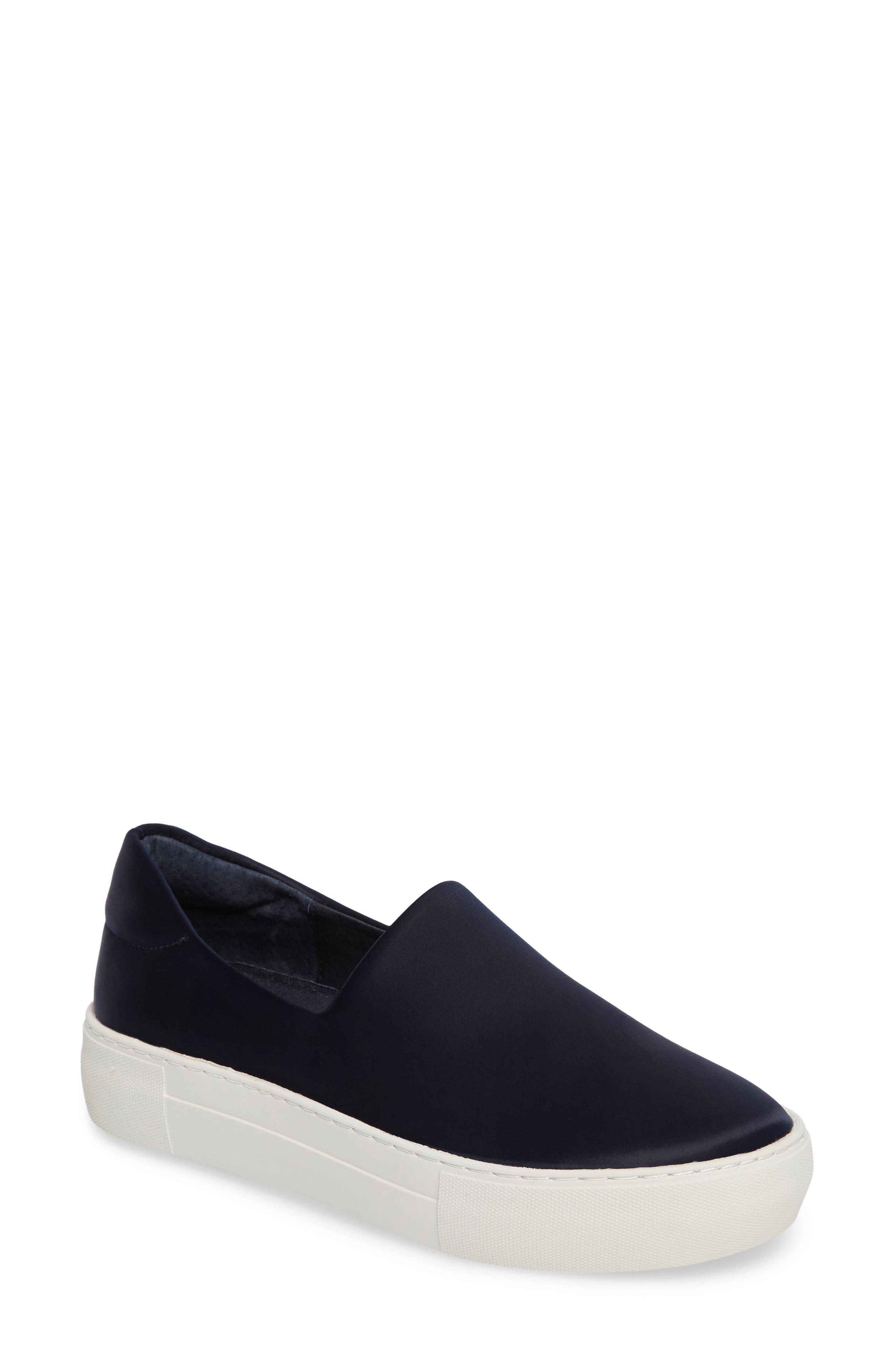 Alternate Image 1 Selected - JSlides Abba Slip-On Platform Sneaker (Women)