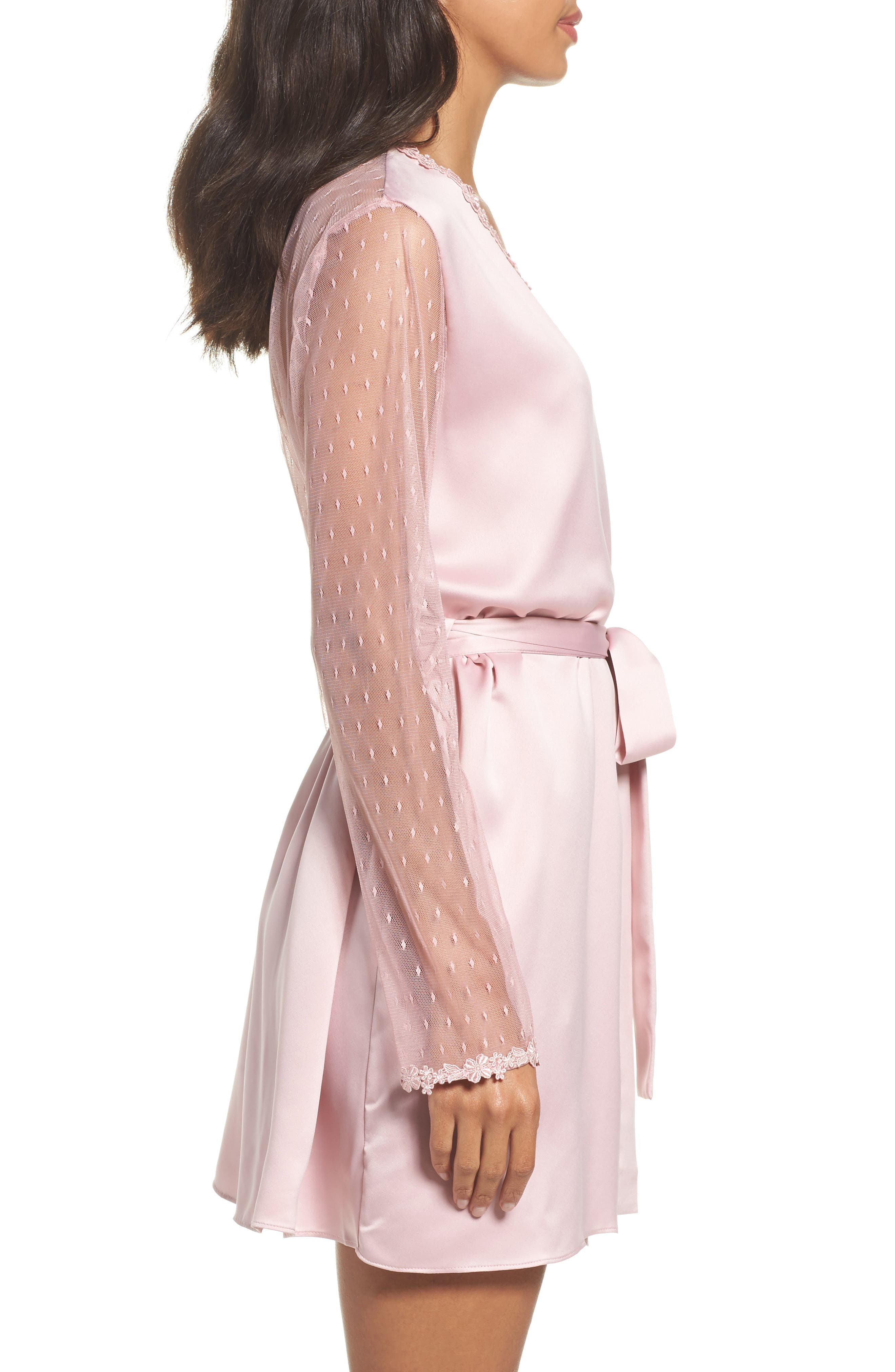 Alternate Image 3  - Flora Nikrooz Showstopper Robe