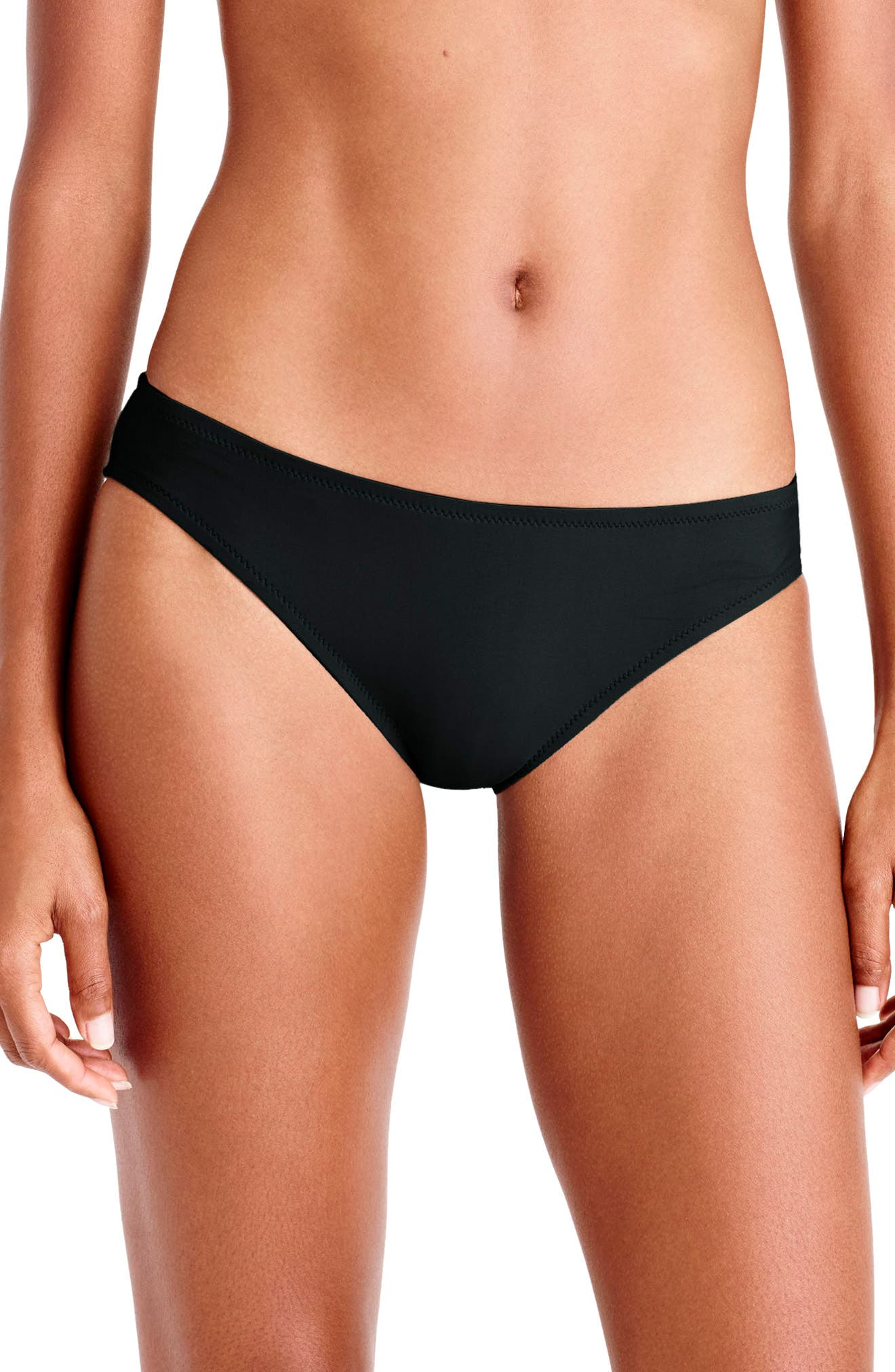 Alternate Image 1 Selected - J.Crew Bikini Bottoms